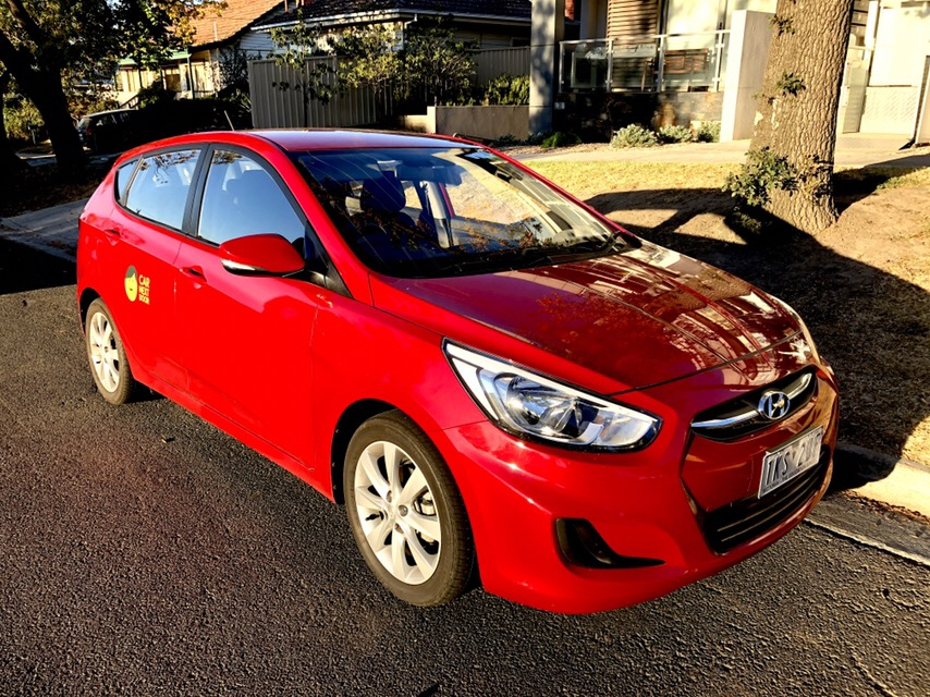Picture of Xin Ni's 2017 Hyundai Accent