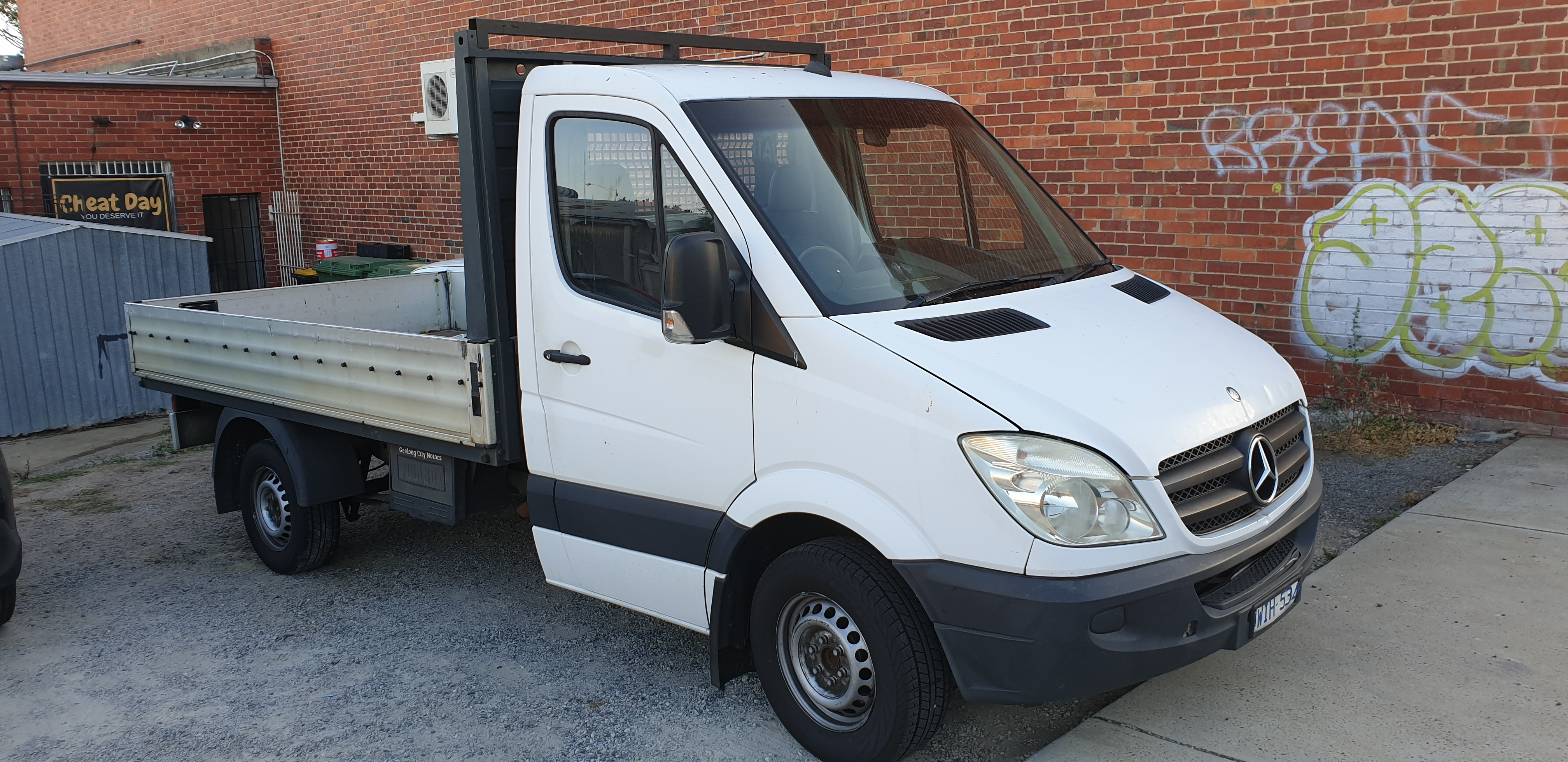 Picture of Aiden's 2008 Mercedes Sprinter 311 Cab Chassis