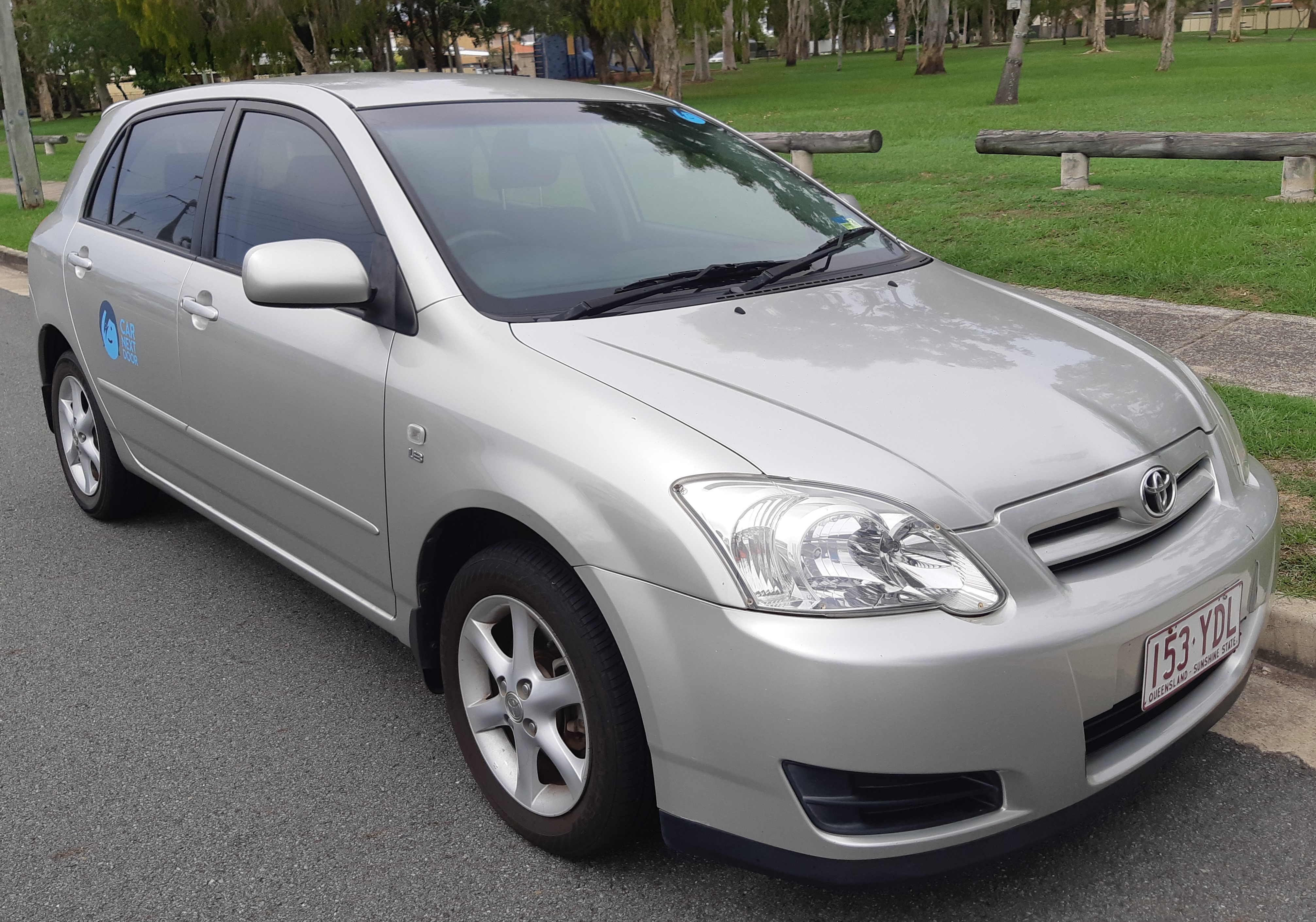 Picture of Eduardo's 2006 Toyota Corolla