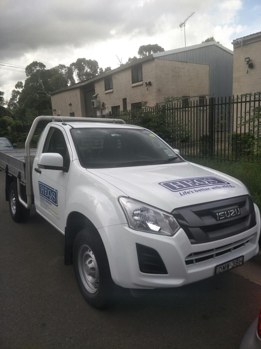 Picture of Qifeng's 2017 Isuzu D-Max SX