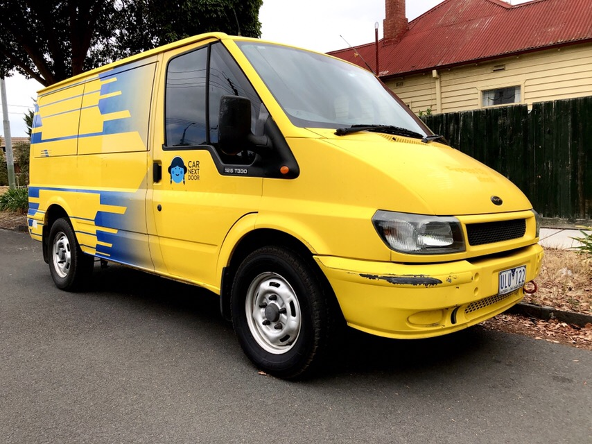 Picture of Phillip's 2005 Ford Transit