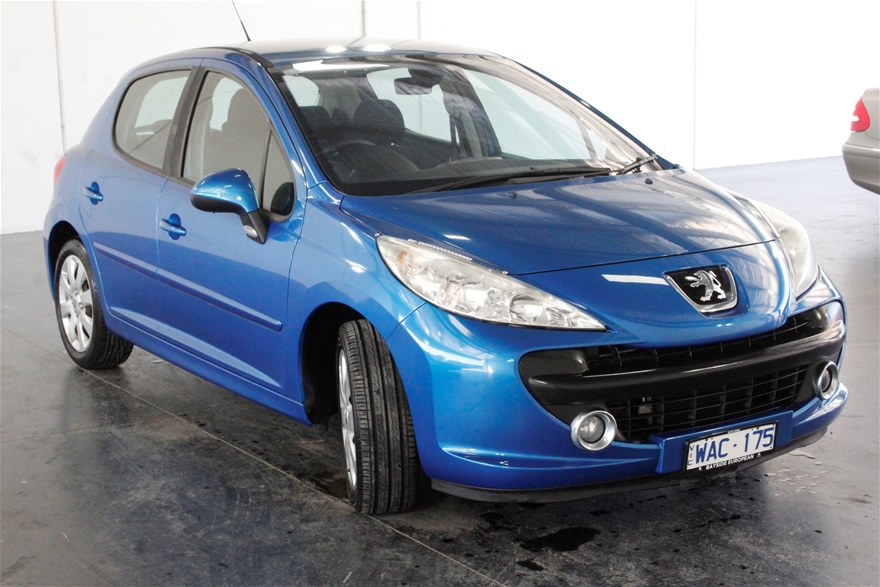 Picture of Kin's 2007 Peugeot 207 XT