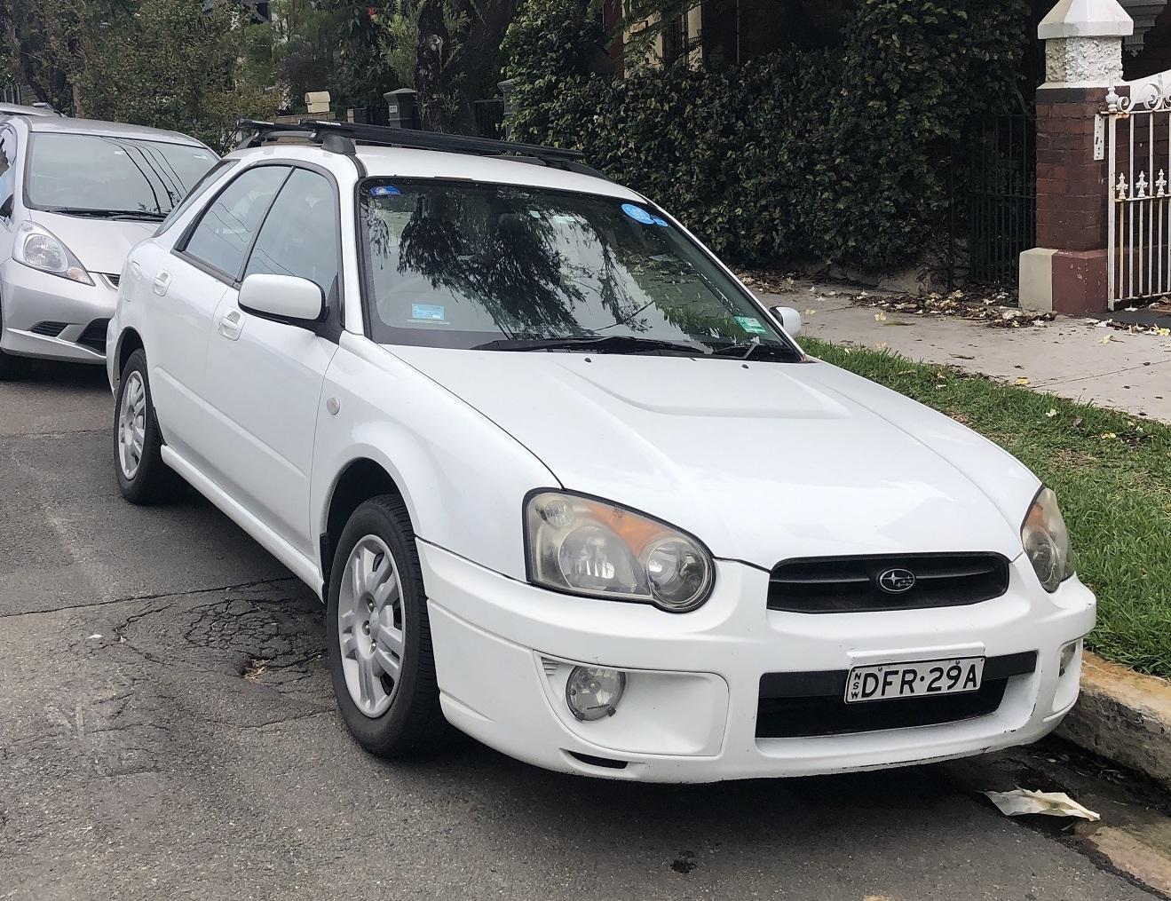 Picture of Nina's 2004 Subaru Impreza