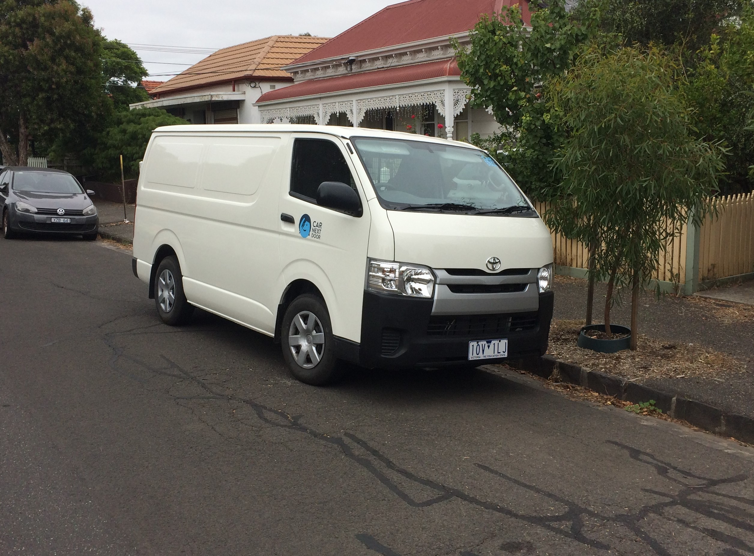 Picture of Rodwan's 2017 Toyota Hiace
