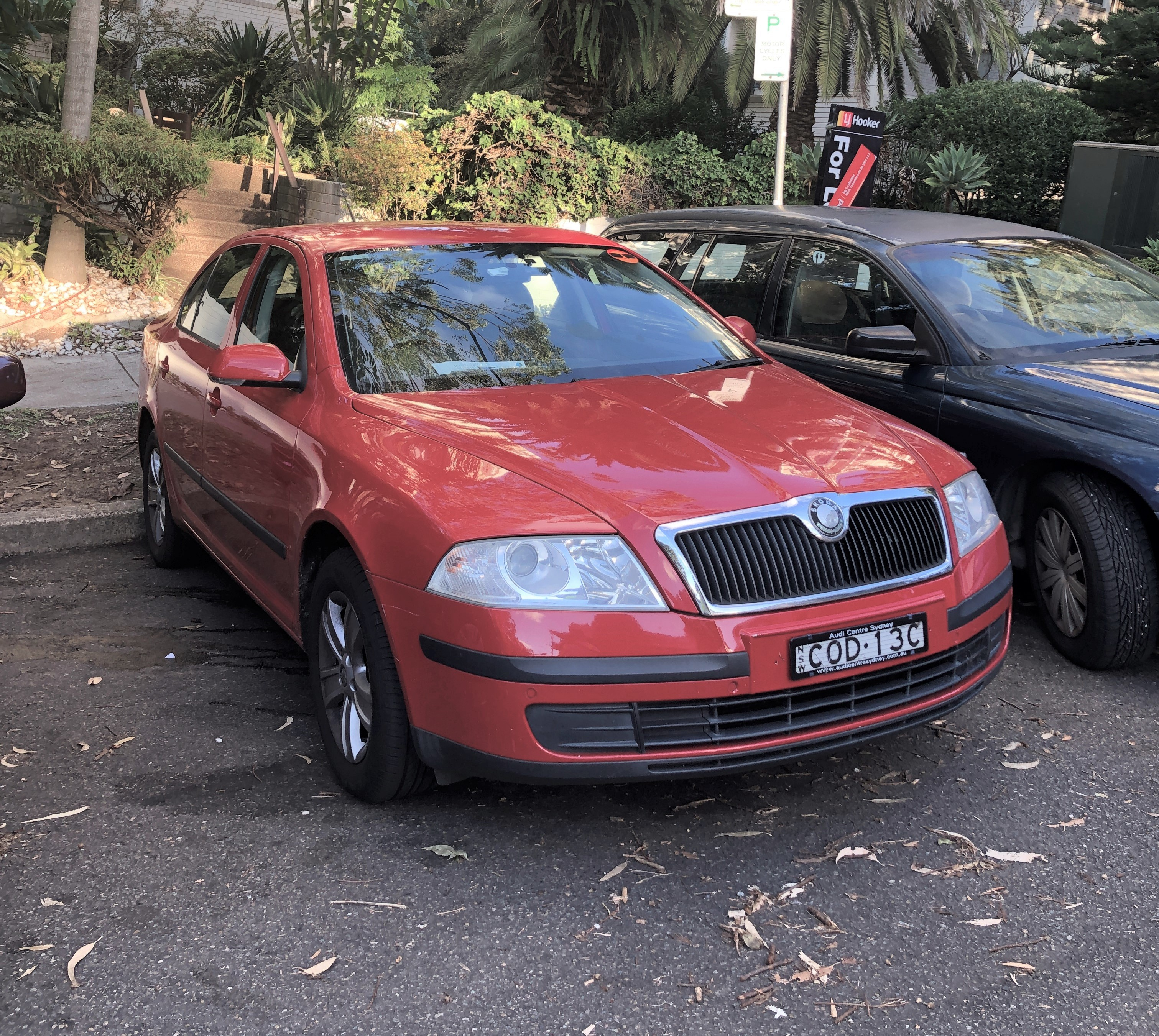 Picture of Marek's 2009 Skoda Octavia