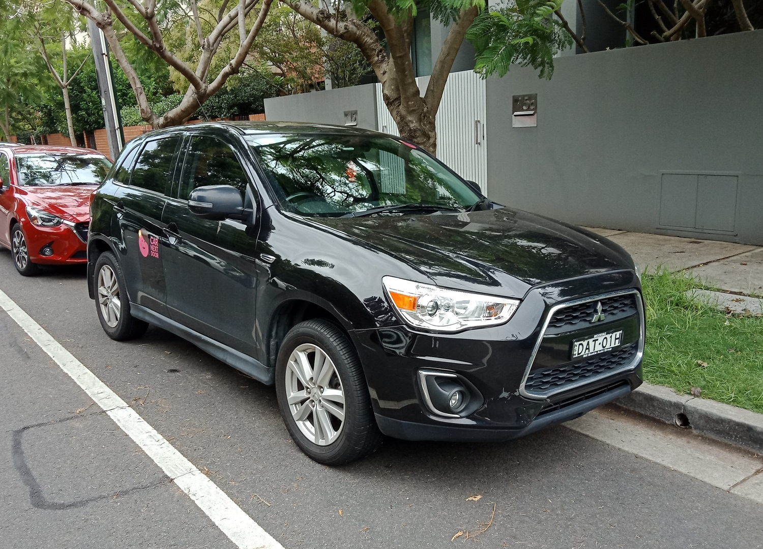 Picture of Chloe's 2012 Mitsubishi ASX