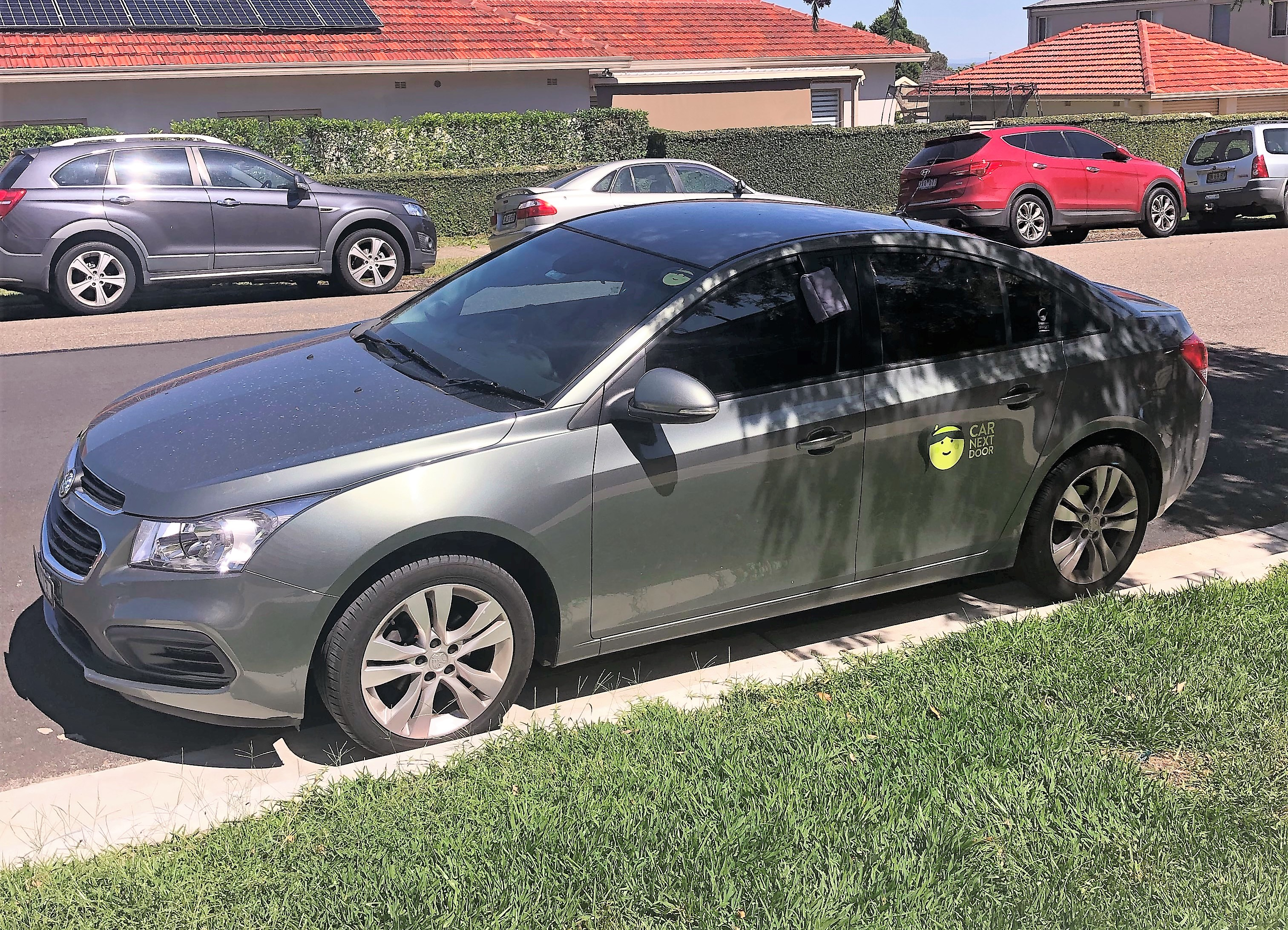 Picture of Paul's 2015 Holden Cruze