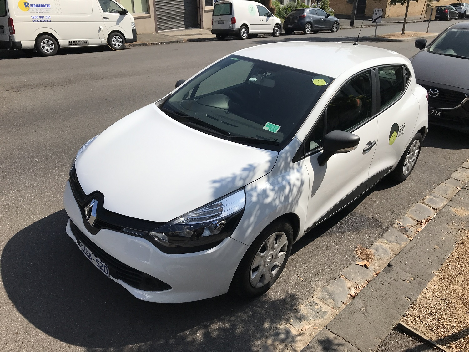 Picture of Rachel's 2013 Renault Clio