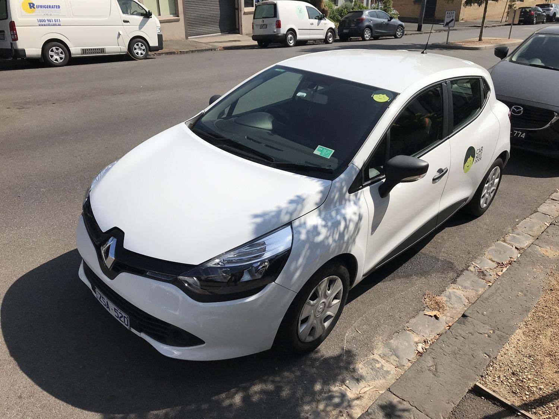 Picture of Rachel's 2013 Renault Clio