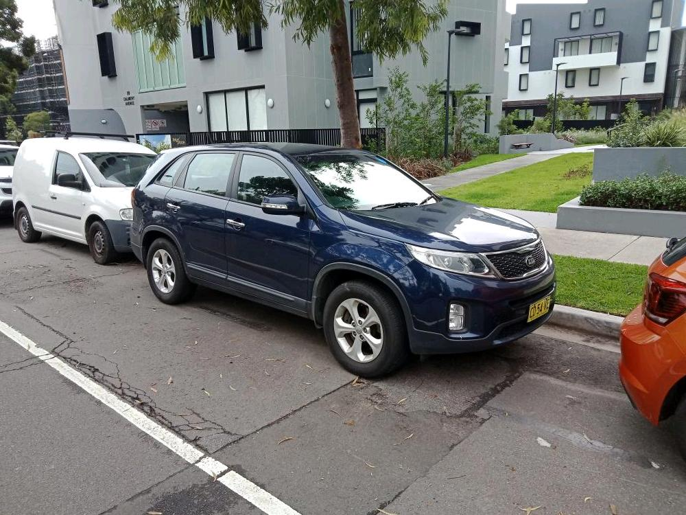Picture of Shahin's 2013 Kia Sorento