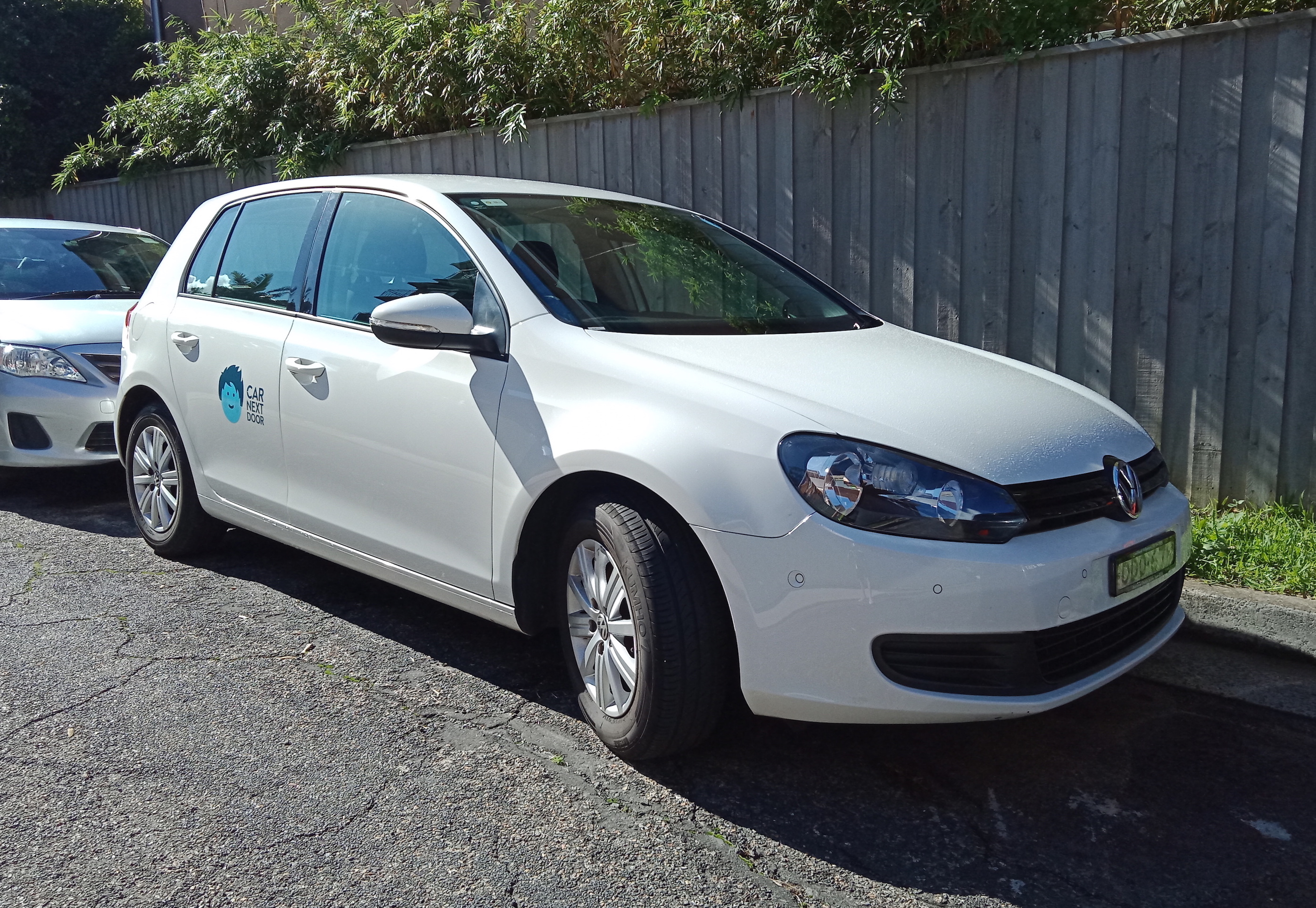 Picture of Alexander's 2011 Volkswagen Golf TSI