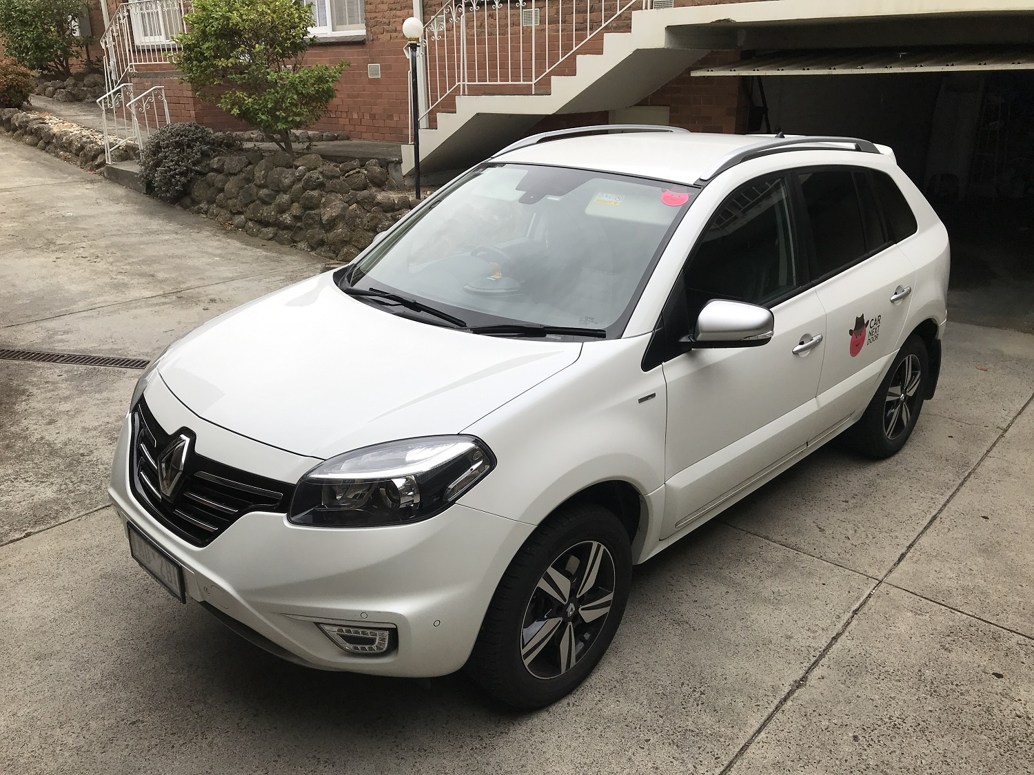 Picture of Kumar's 2016 Renault Koleos