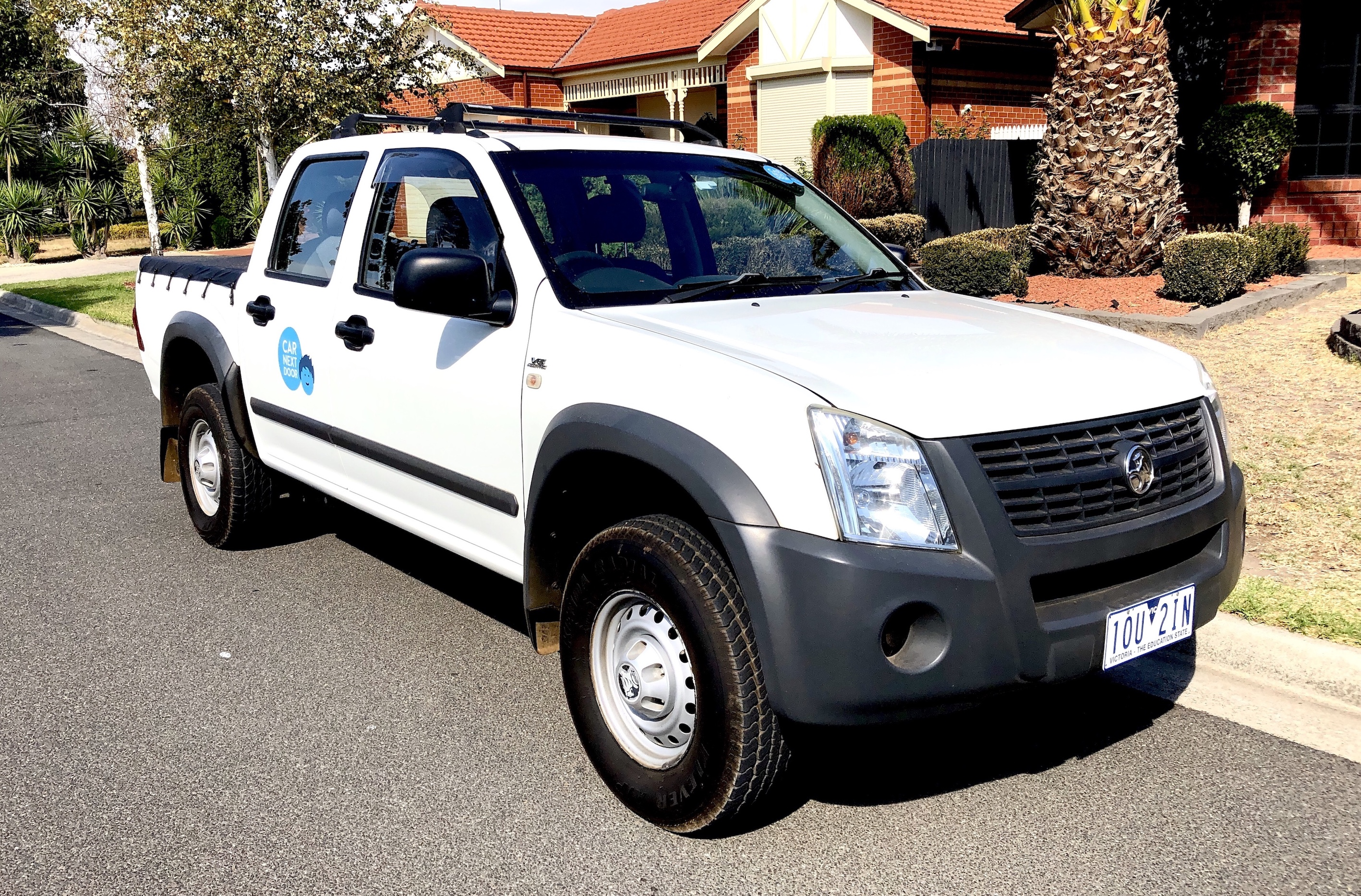 Picture of Michael's 2007 Holden Rodeo
