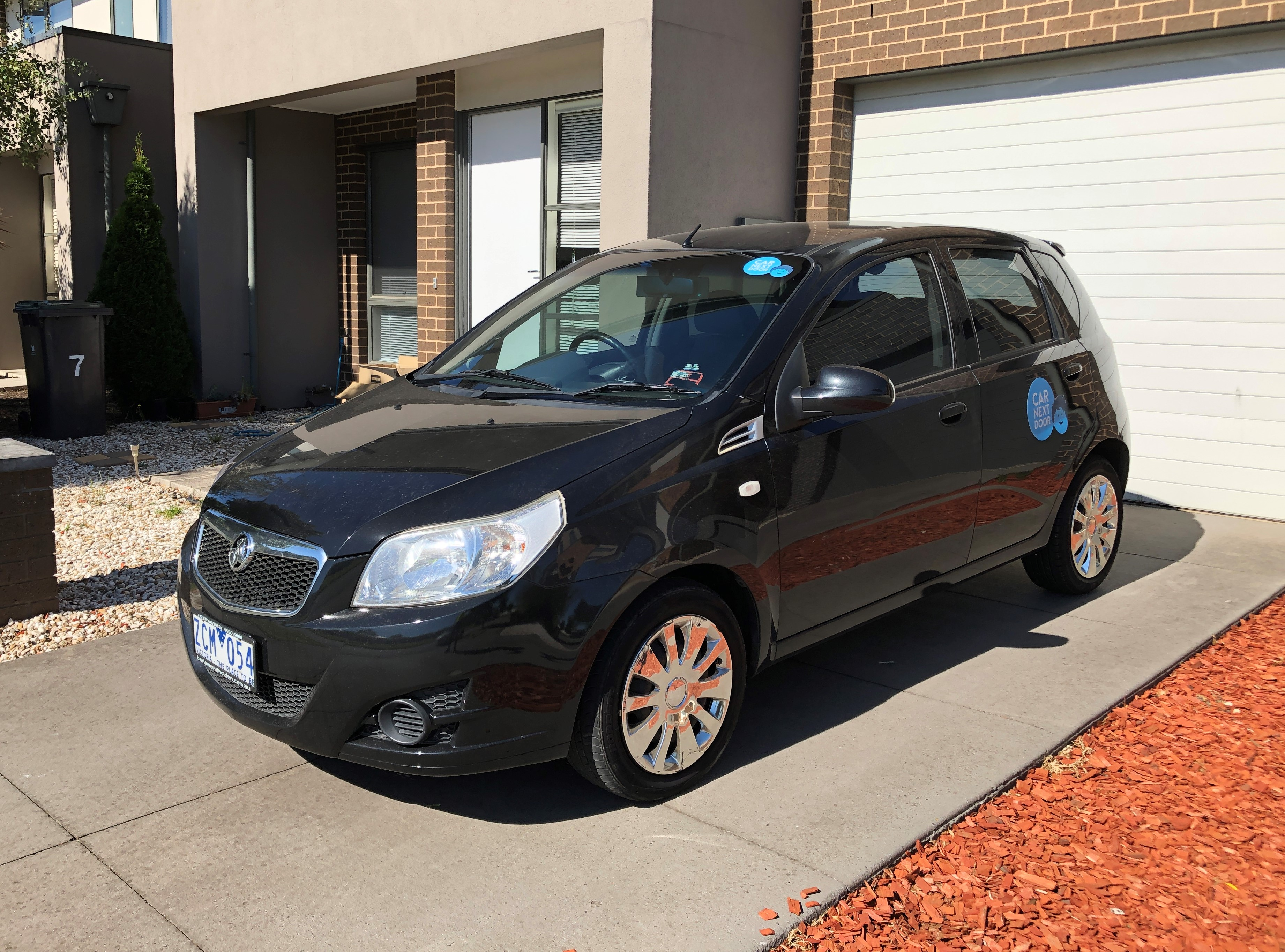 Picture of Jean marc's 2009 Holden Barina