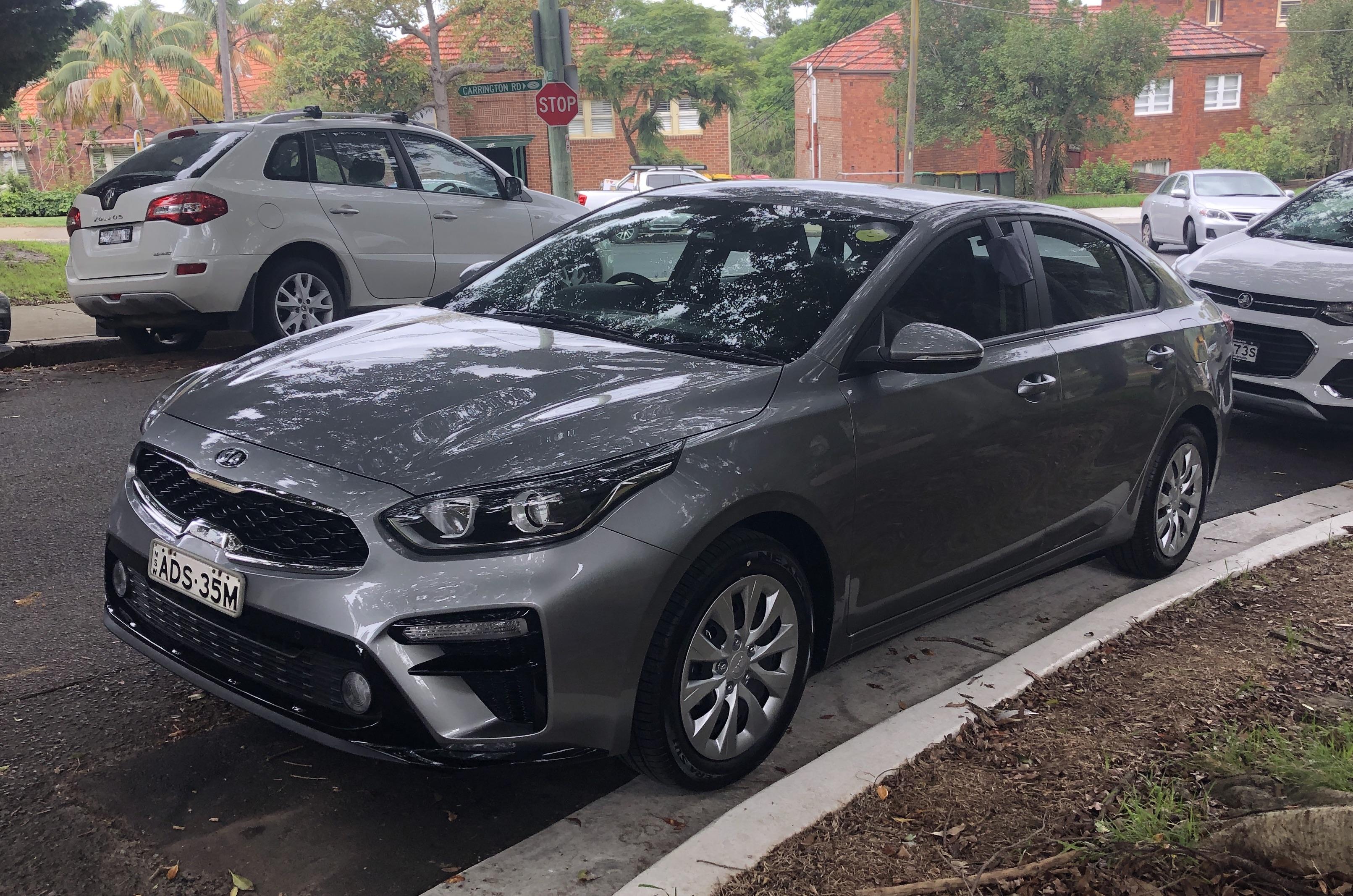 Picture of Hui Ling's 2018 Kia Cerato