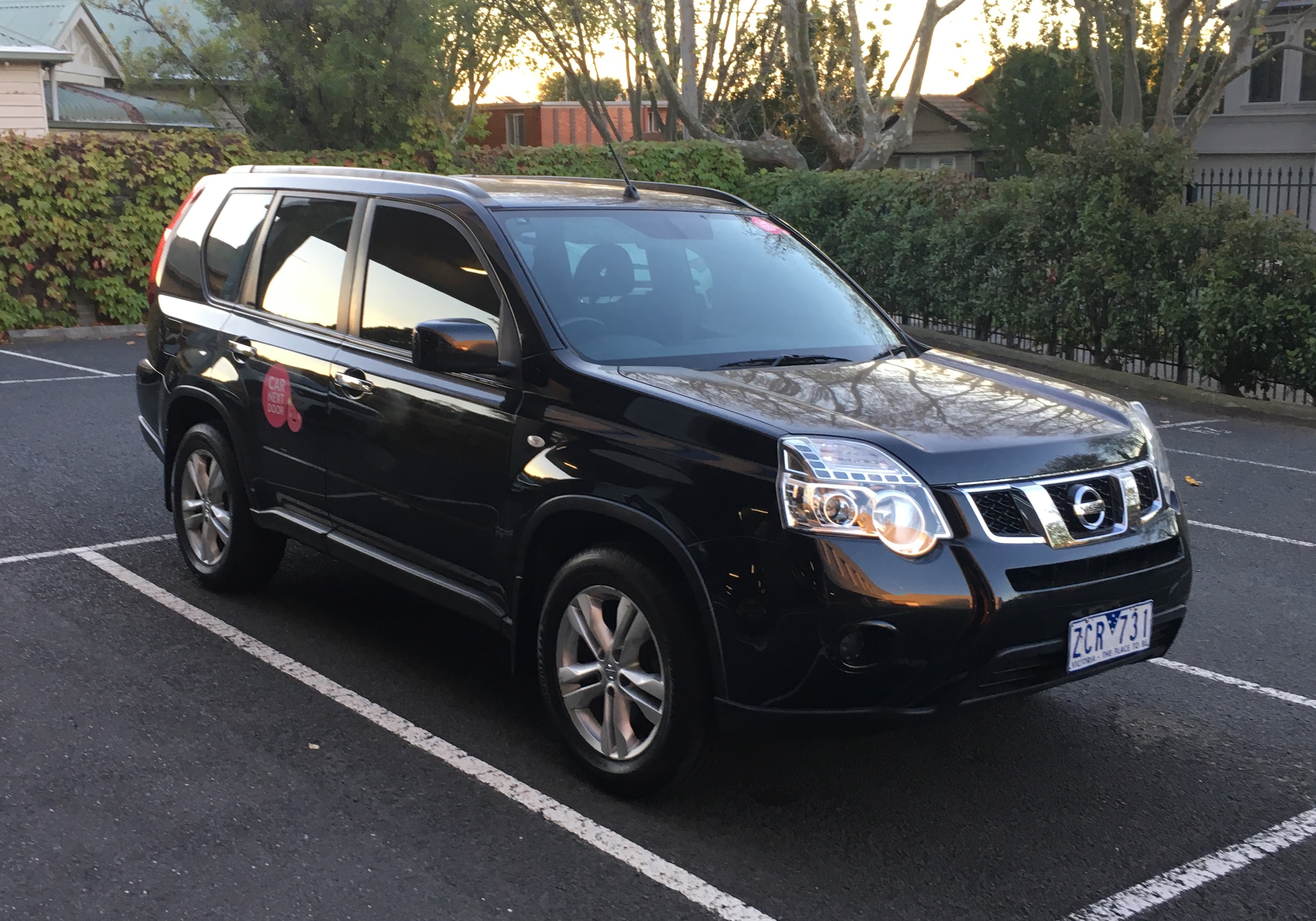 Picture of Bonnie's 2012 Nissan X-trail
