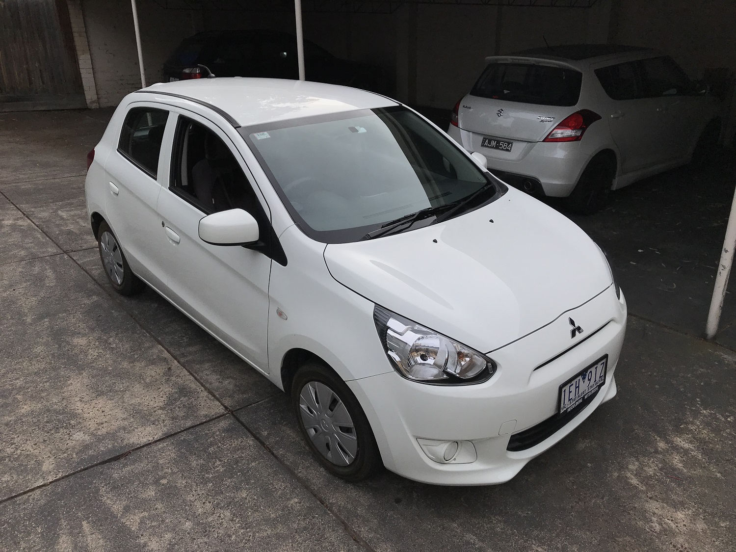 Picture of Kerry's 2015 Mitsubishi Mirage