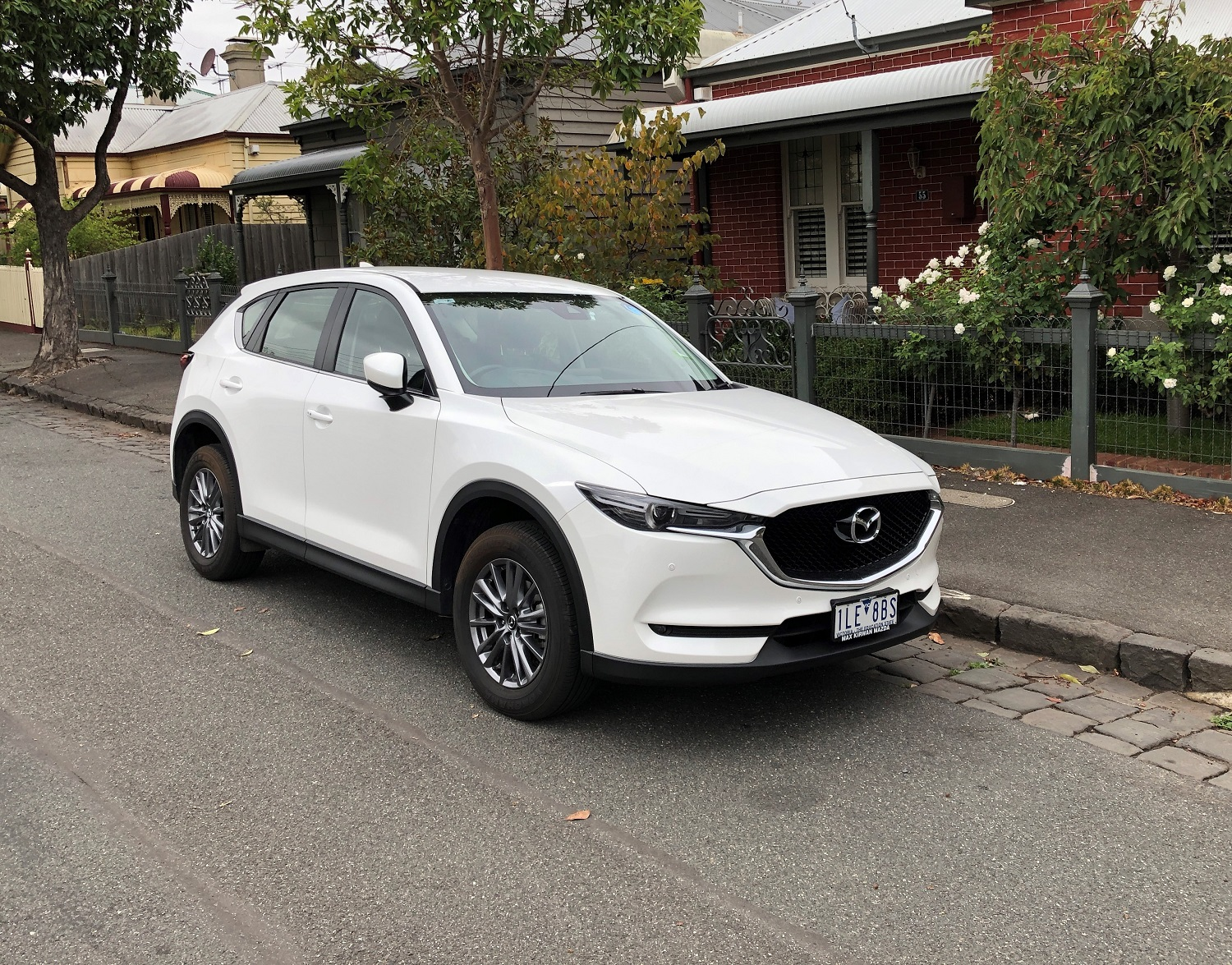 Picture of Andrew's 2017 Mazda CX-5