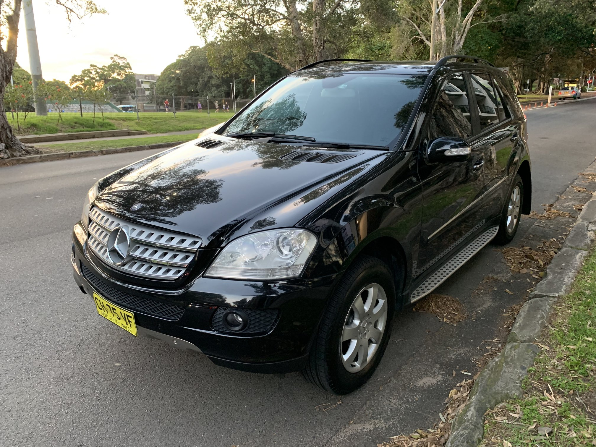 Picture of Tak's 2007 Mercedes ML350