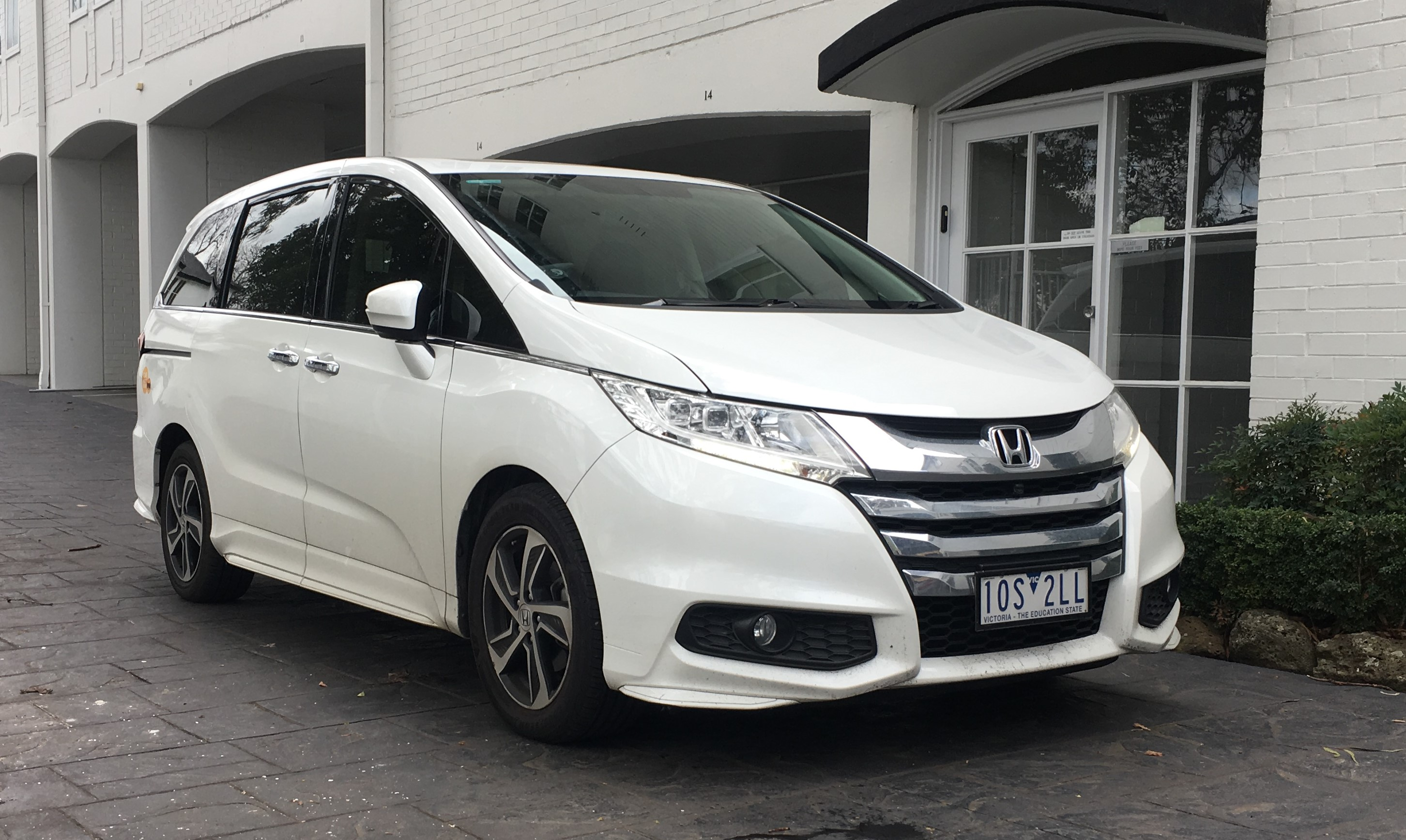 Picture of Mei's 2014 Honda Odyssey