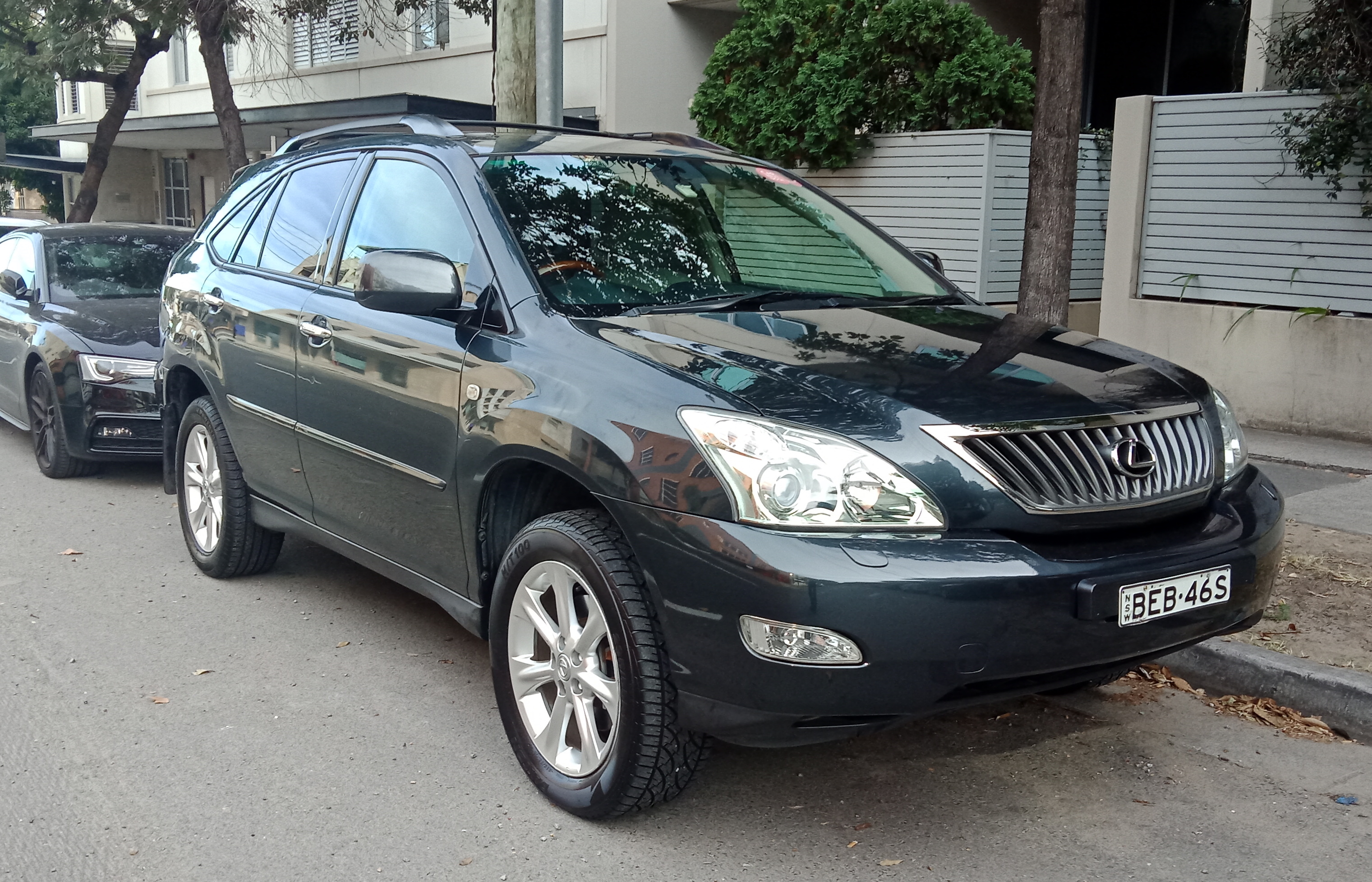 Picture of Melissa's 2007 Lexus RX350