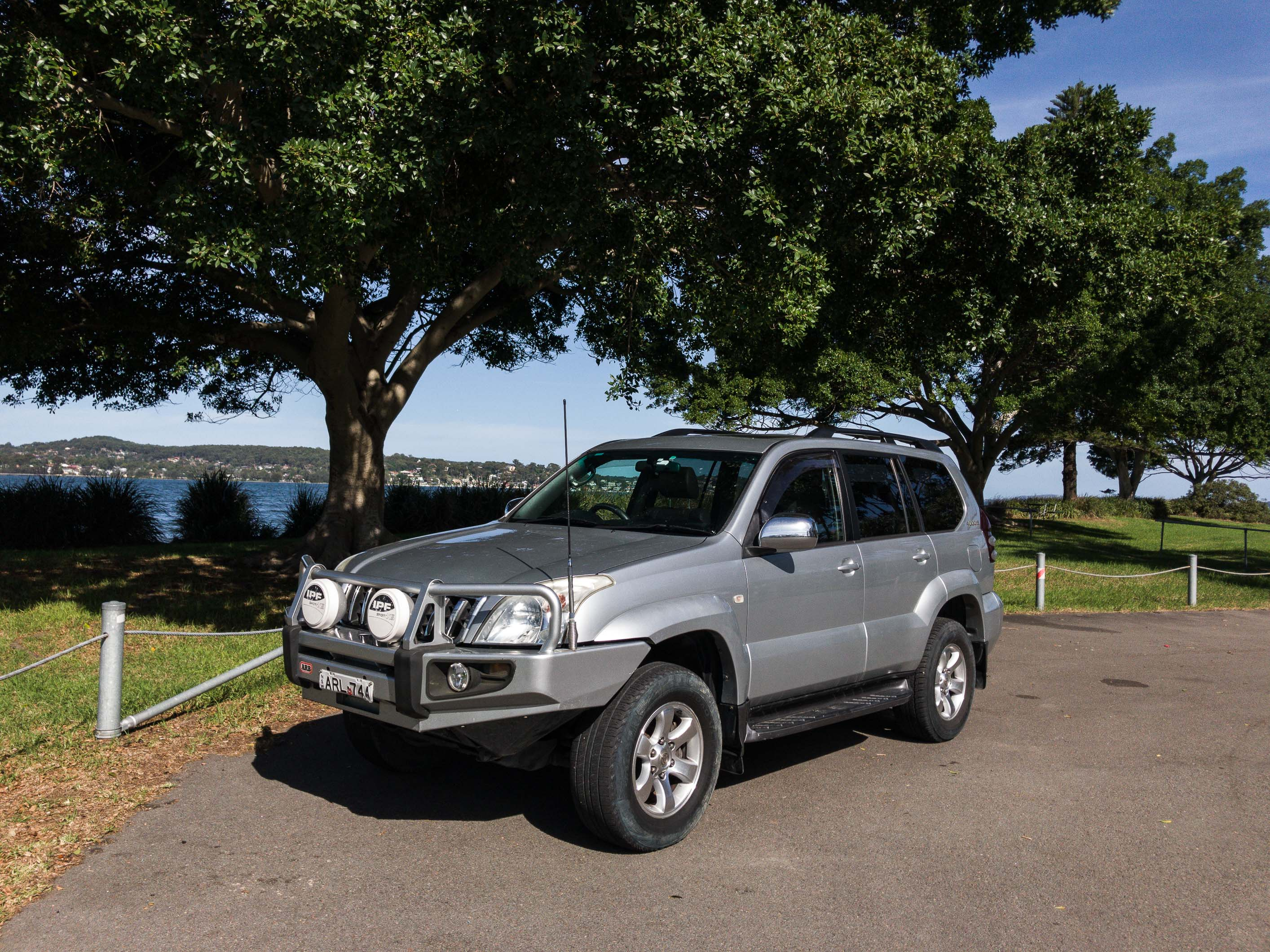 Picture of John's 2004 Toyota Prado