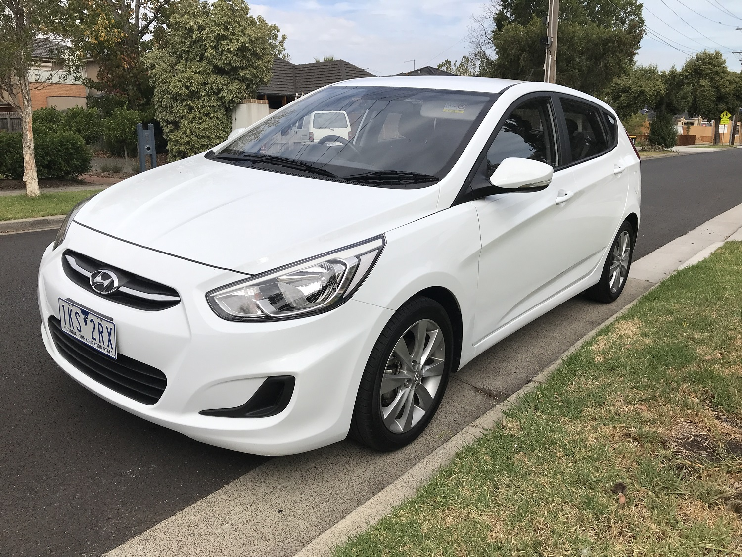 Picture of Eric's 2017 Hyundai Accent