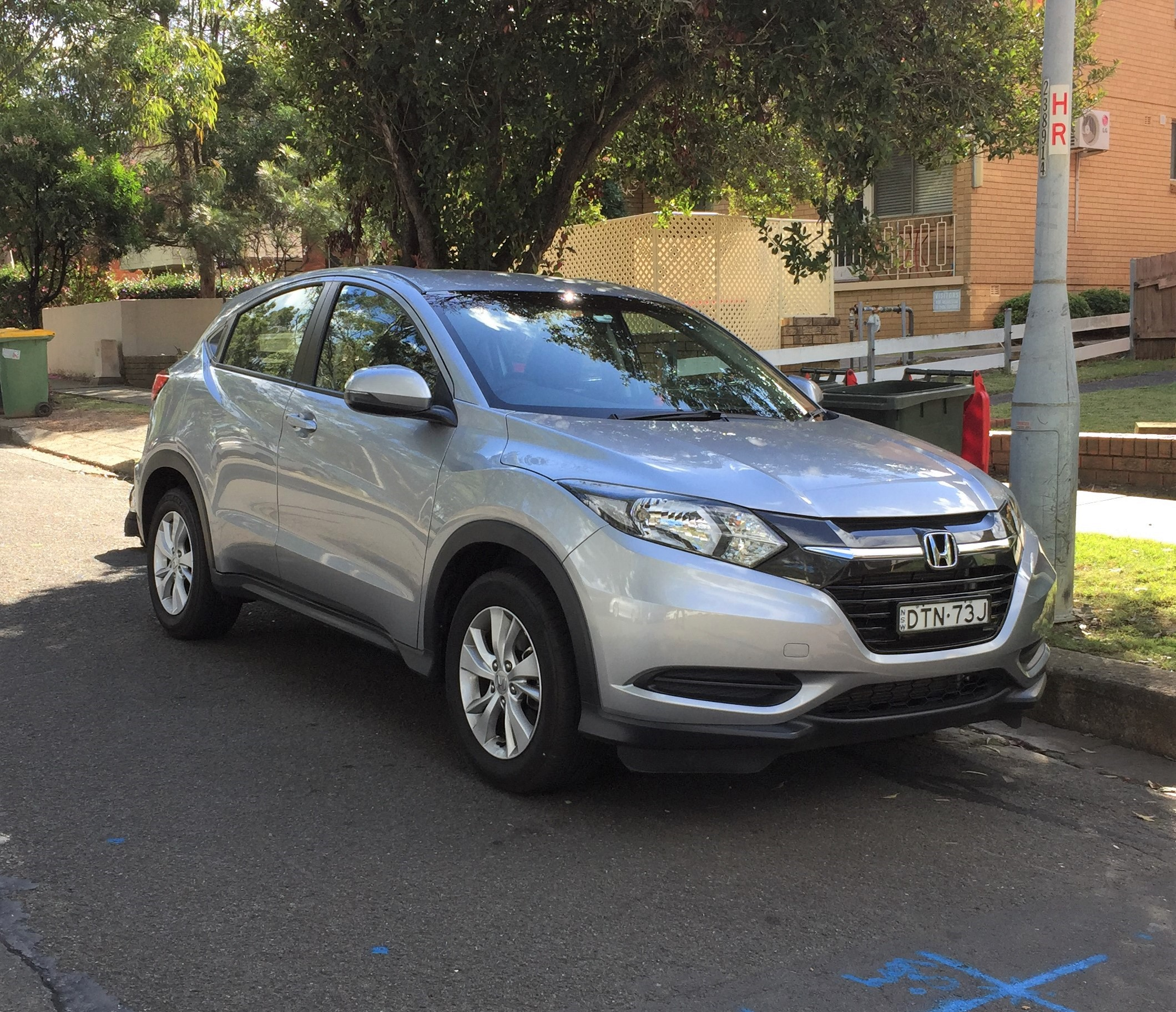Picture of Manjunath's 2017 Honda HRV