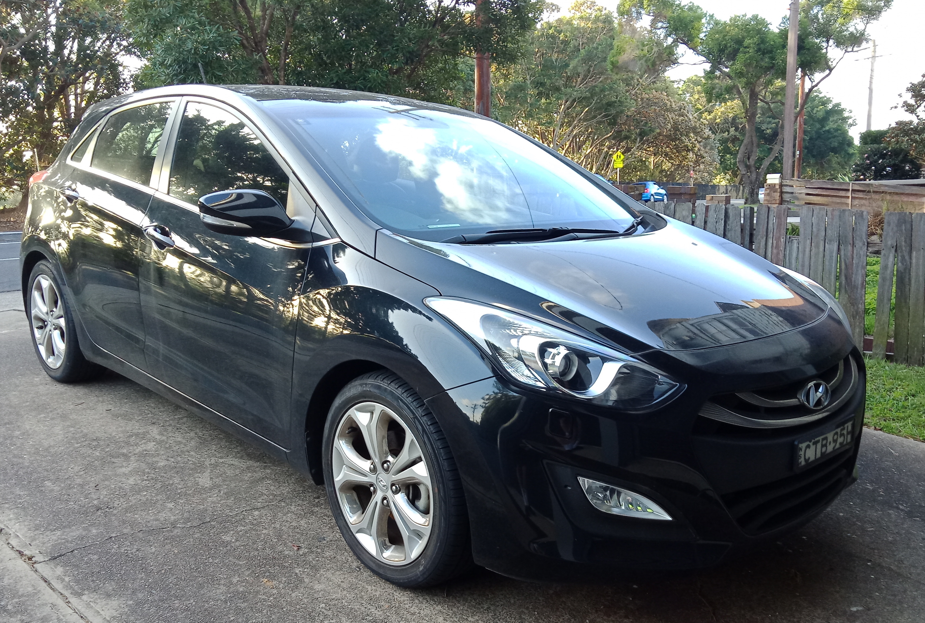 Picture of Sinead's 2014 Hyundai I30