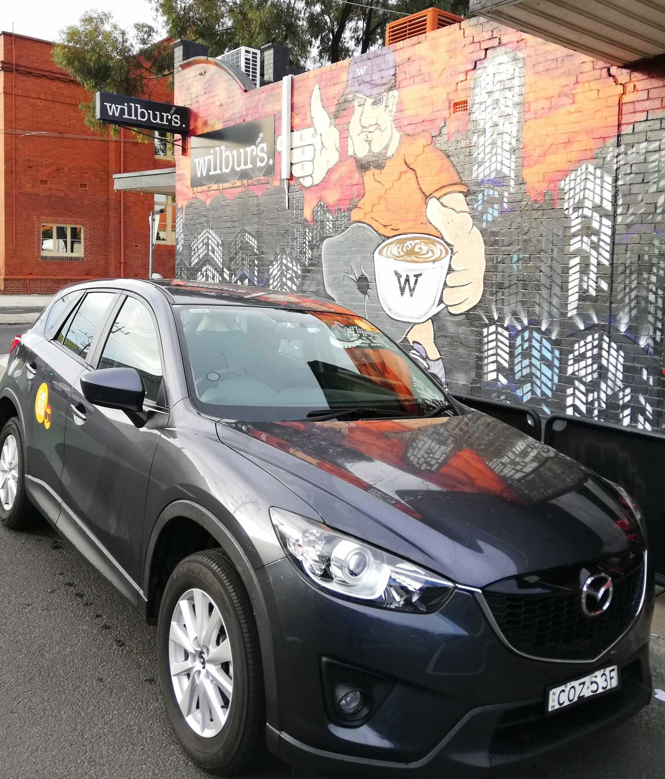 Picture of John's 2013 Mazda CX-5