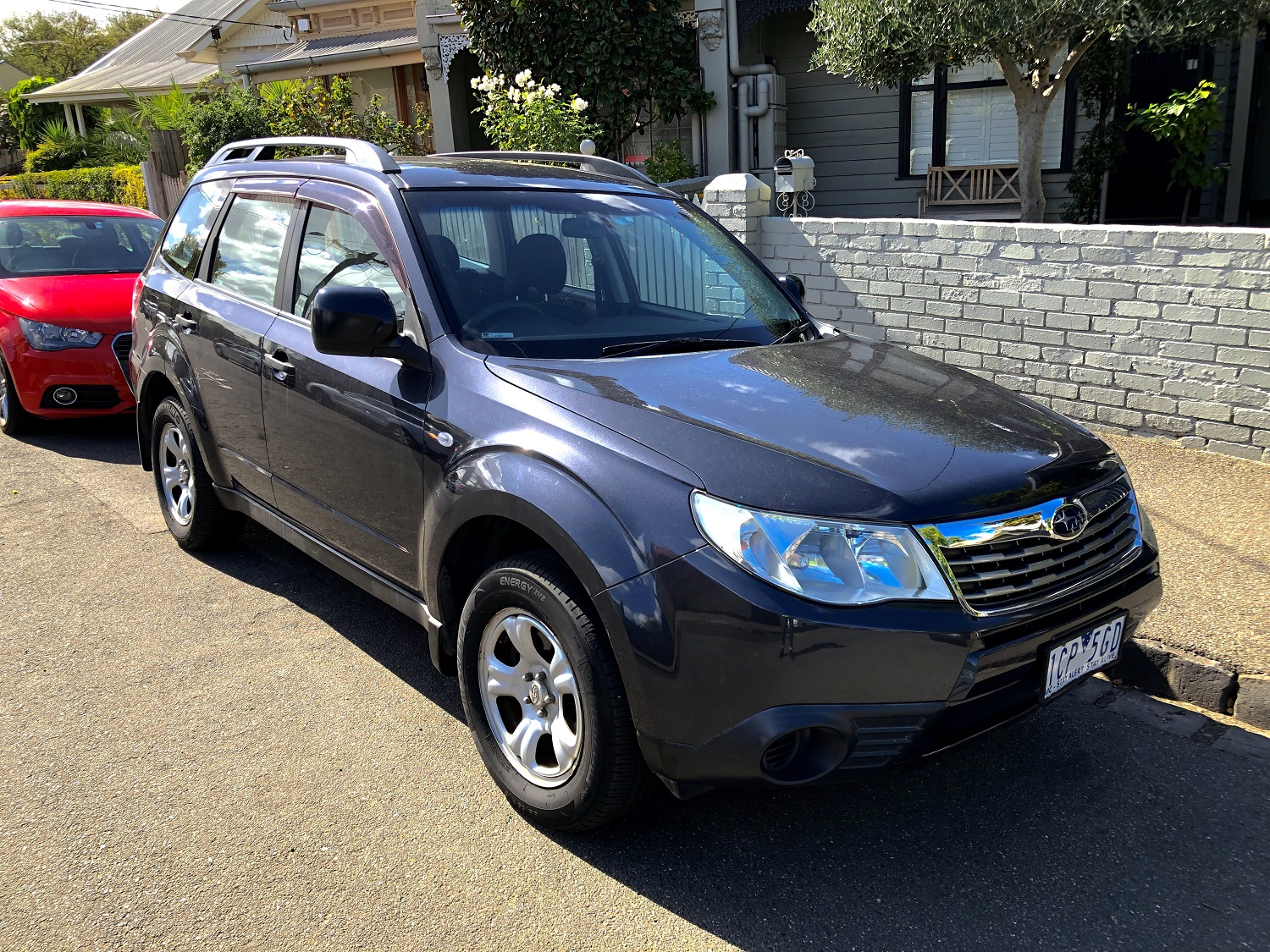 Picture of Corey's 2010 Subaru Forester