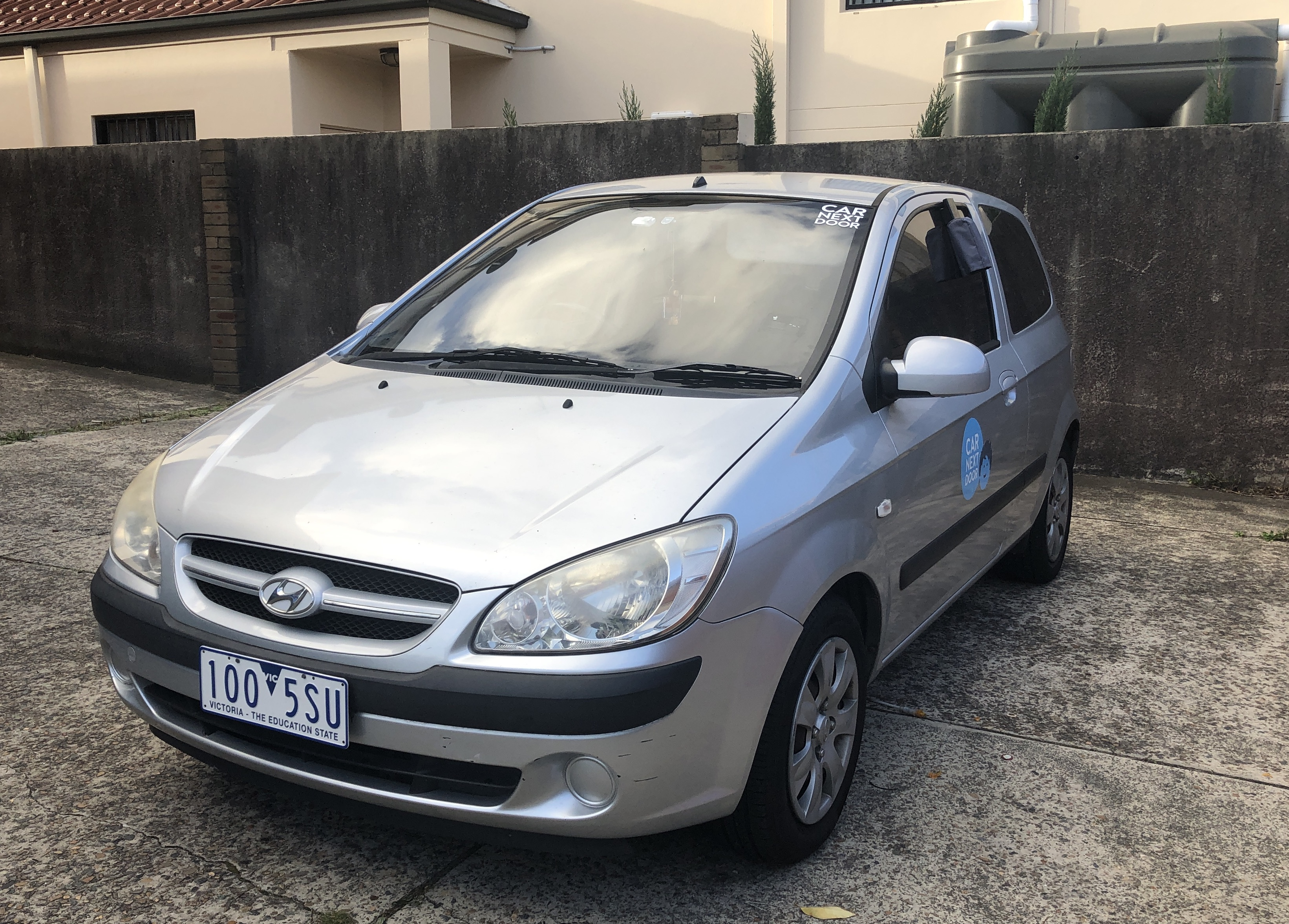 Picture of Walter's 2006 Hyundai Getz