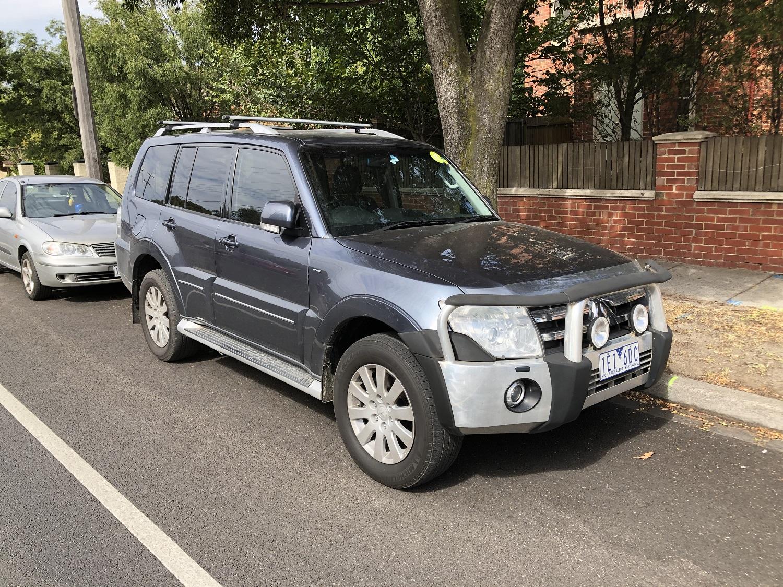 Picture of Benlee's 2007 Mitsubishi Pajero