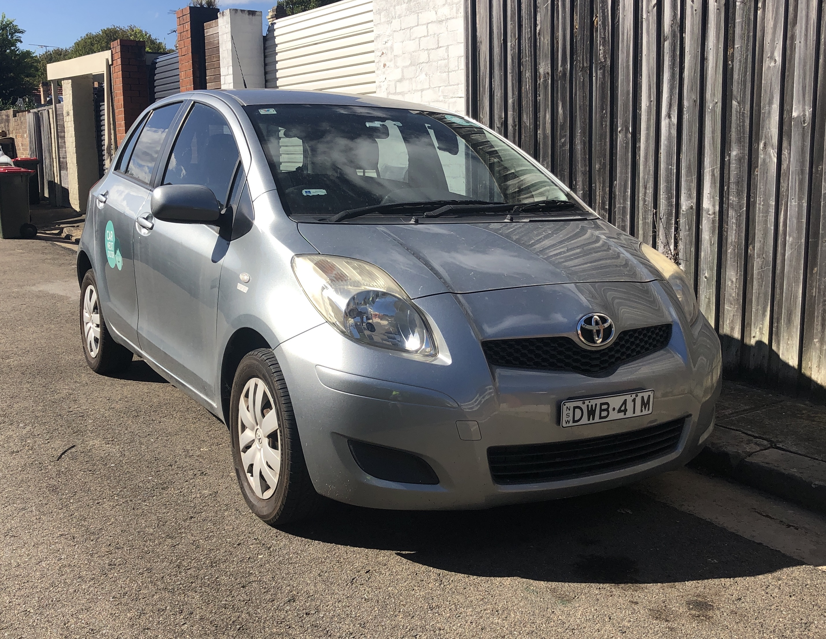 Picture of Dominique's 2008 Toyota Yaris