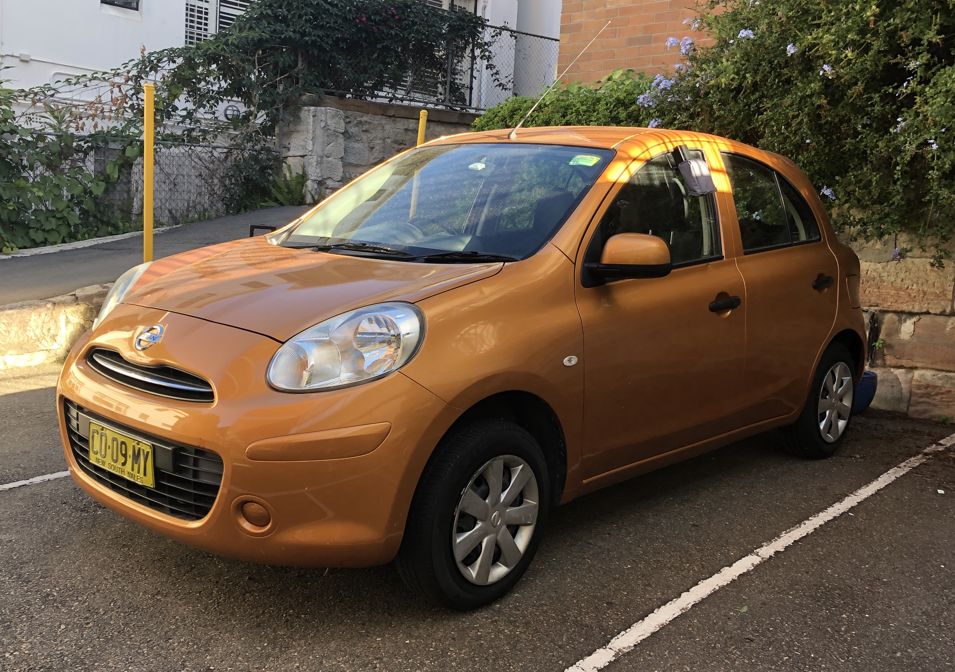 Picture of Katelyn's 2011 Nissan Micra