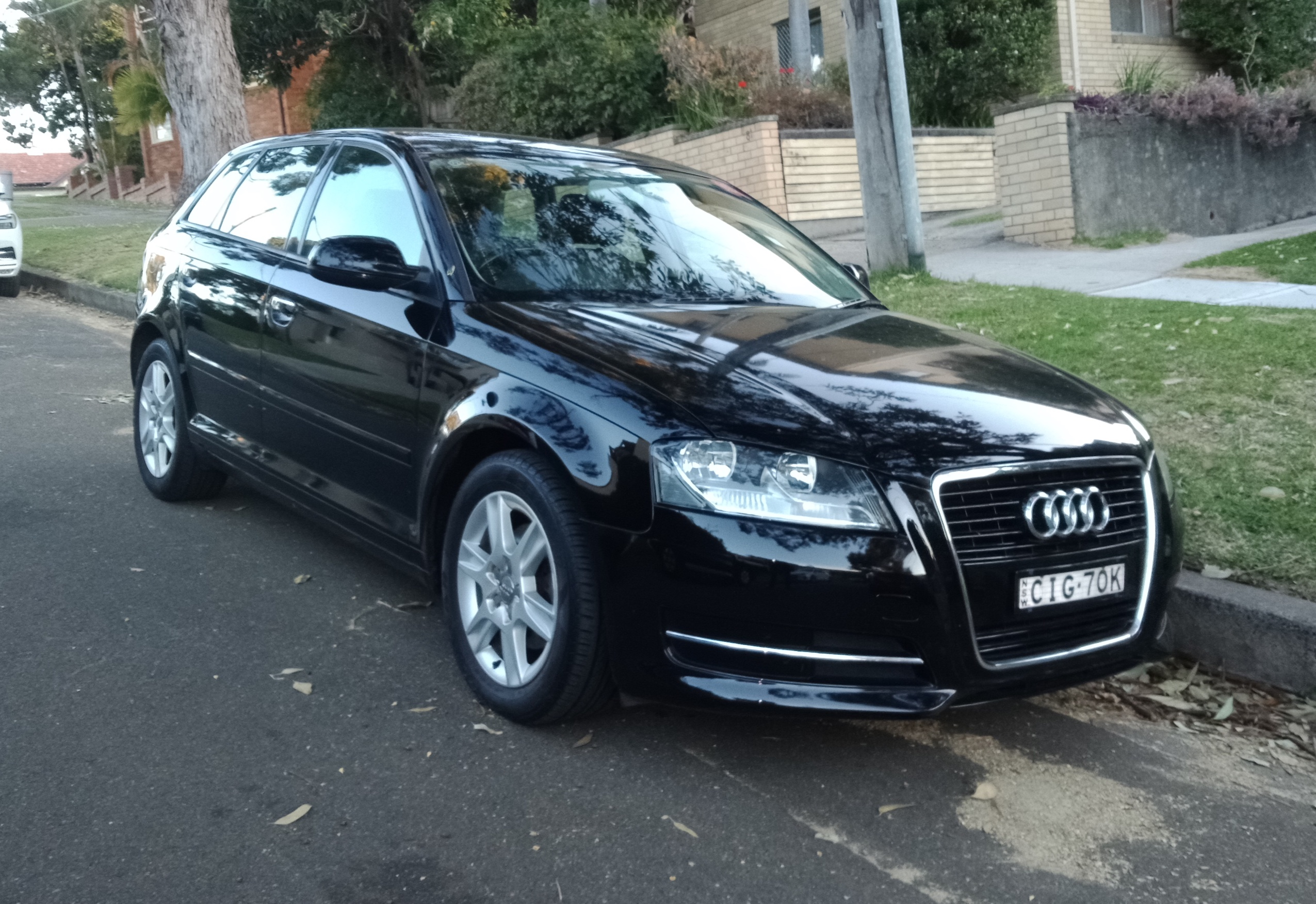 Picture of Gemma's 2012 Audi A3