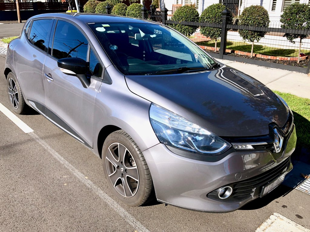 Picture of Turkan's 2016 Renault Clio