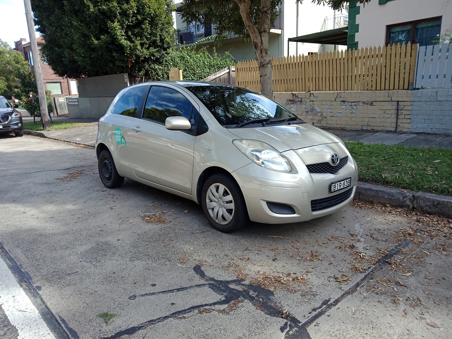 Picture of Daniela's 2008 Toyota Yaris