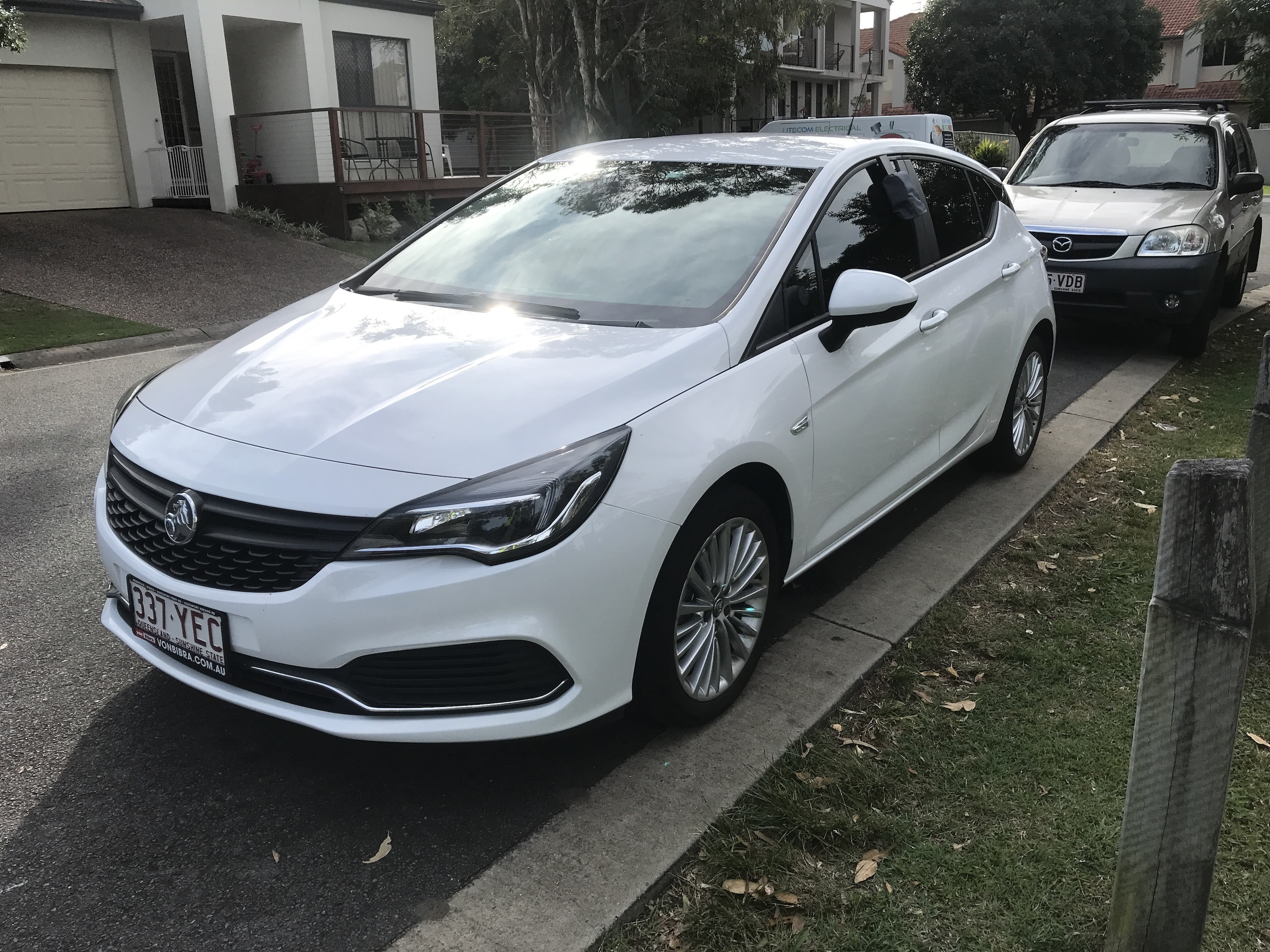Picture of Sven's 2017 Holden Astra