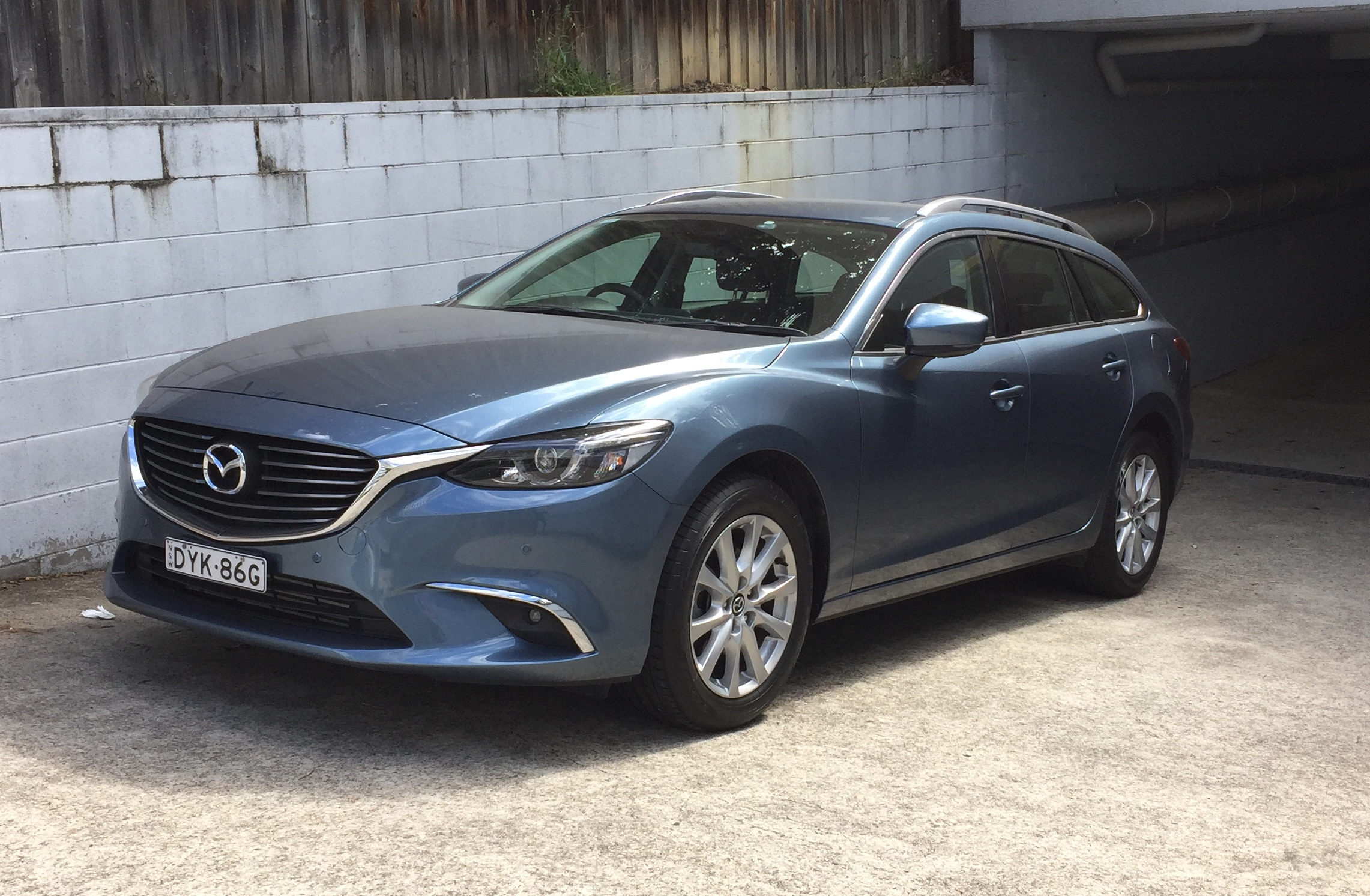 Picture of Jamie's 2017 Mazda 6 Touring