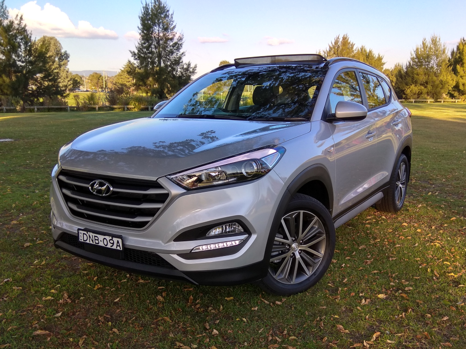 Picture of David's 2017 Hyundai Tucson