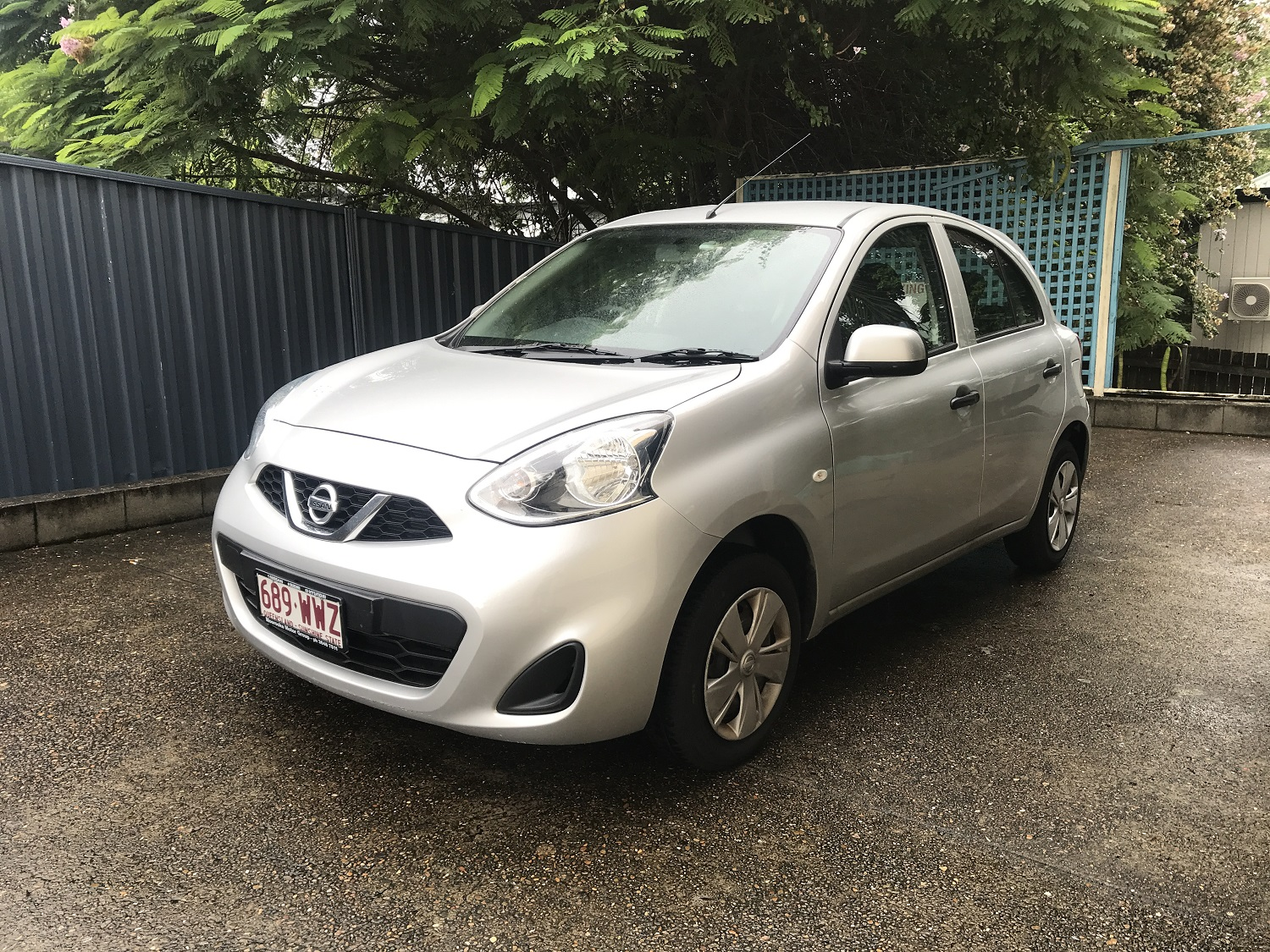 Picture of Ana's 2016 Nissan Micra