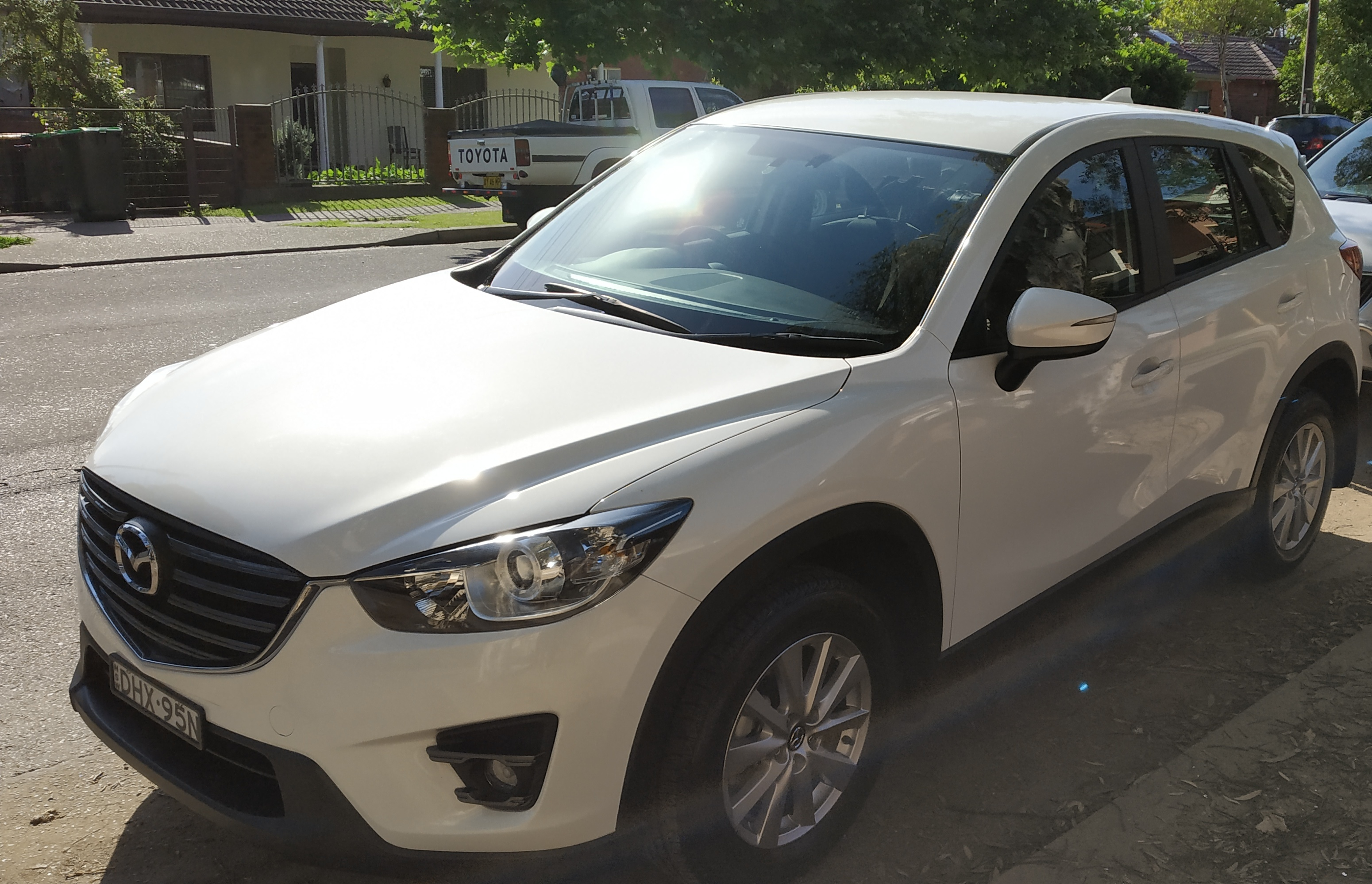 Picture of Bhavesh Kumar's 2016 Mazda CX5