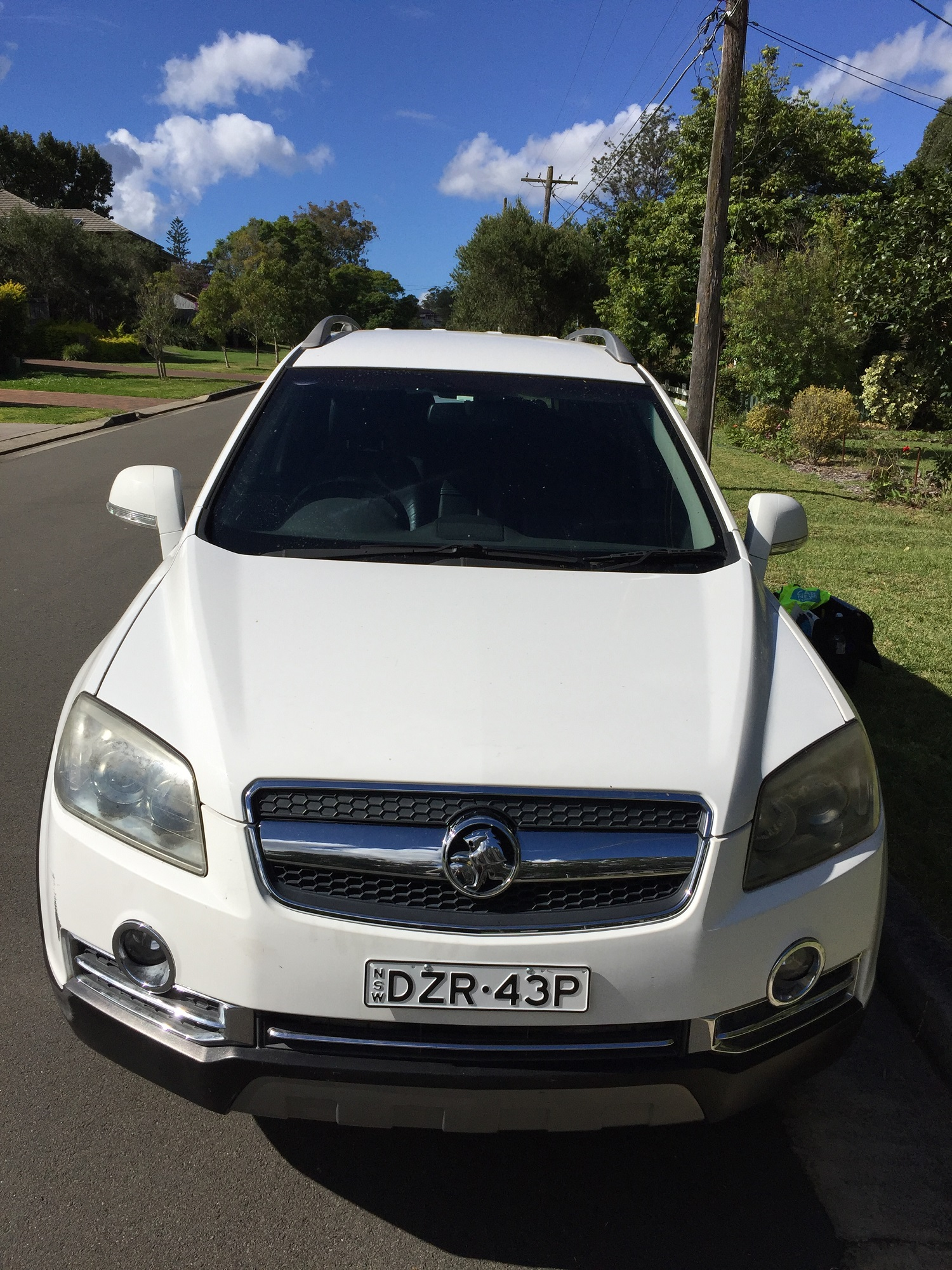 Picture of Mohammad's 2009 Holden Captiva