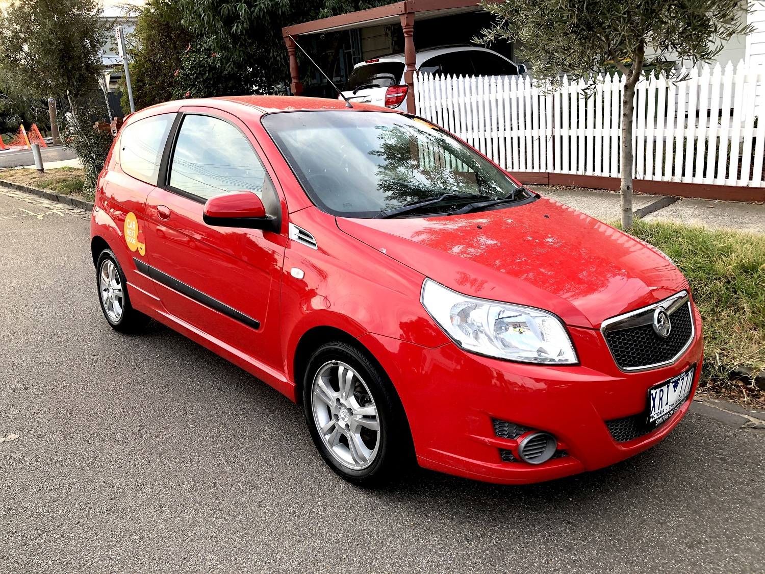 Picture of Sally's 2010 Holden Barina