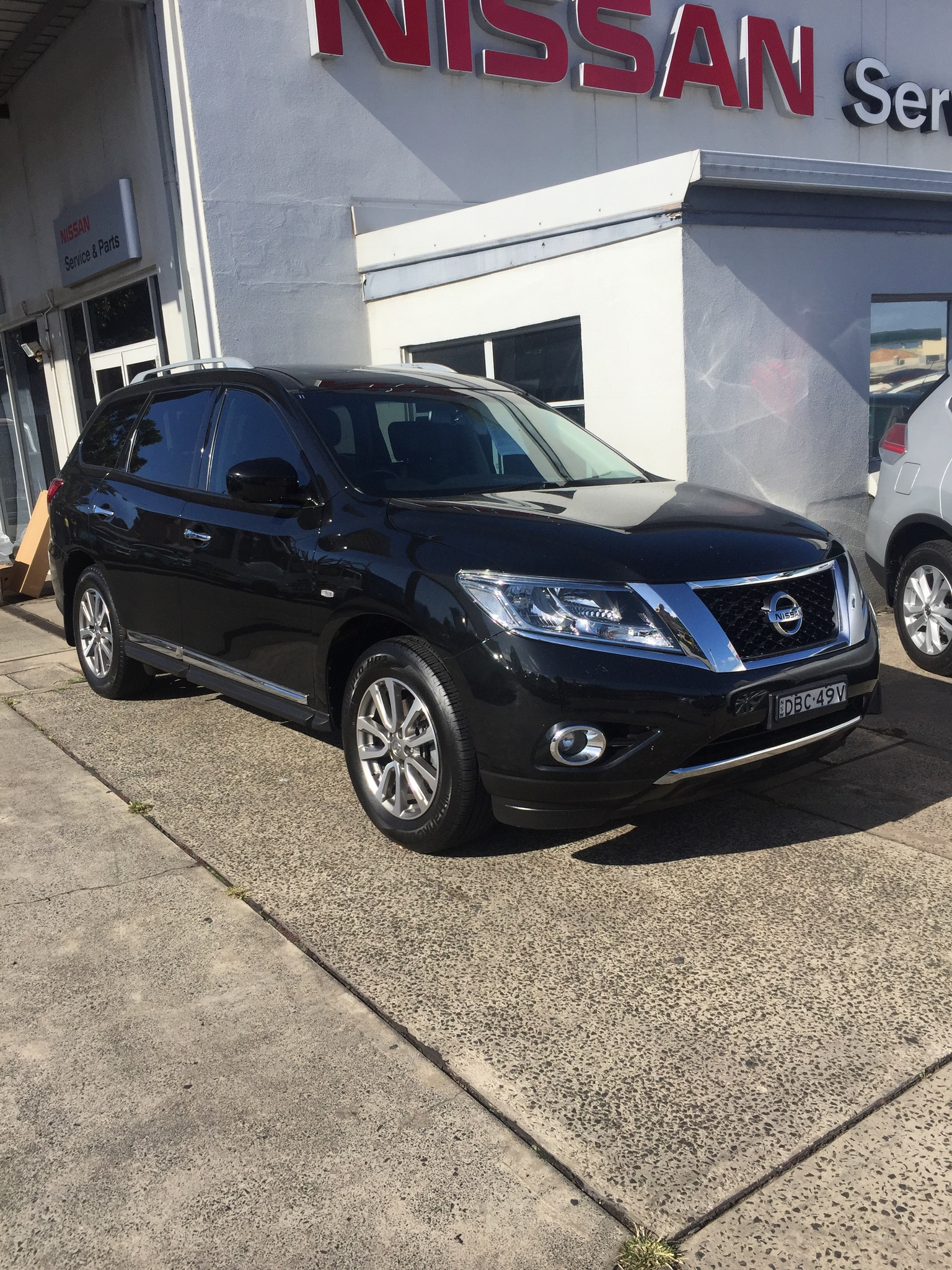Picture of Jasneel's 2015 Nissan Pathfinder