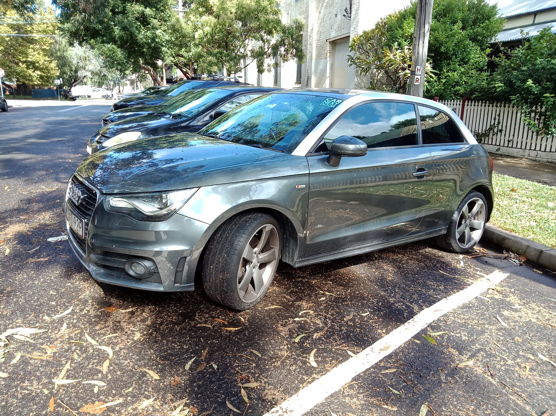 Picture of Nicholas' 2011 Audi A1