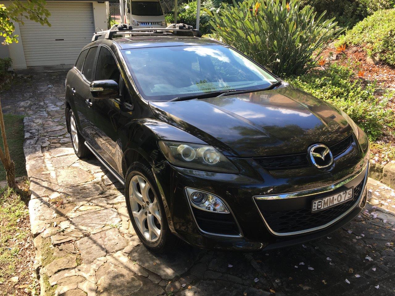 Picture of Daniel's 2009 Mazda cx-7