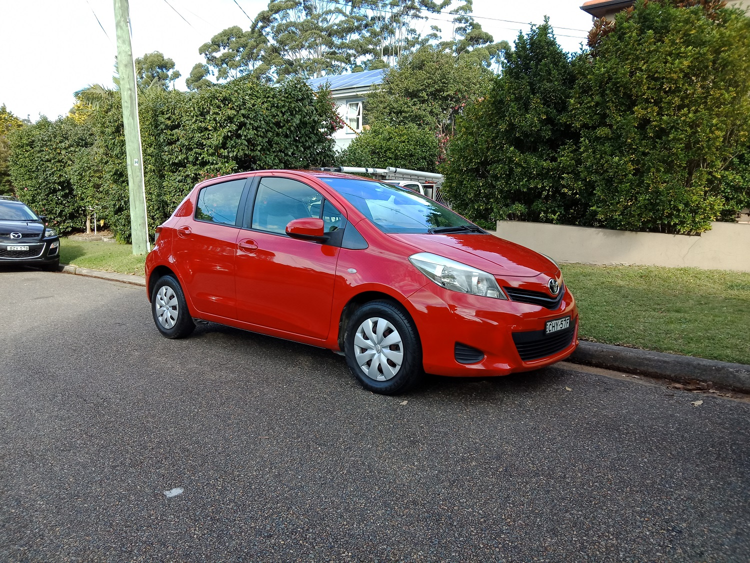 Picture of Chloe's 2012 Toyota YD