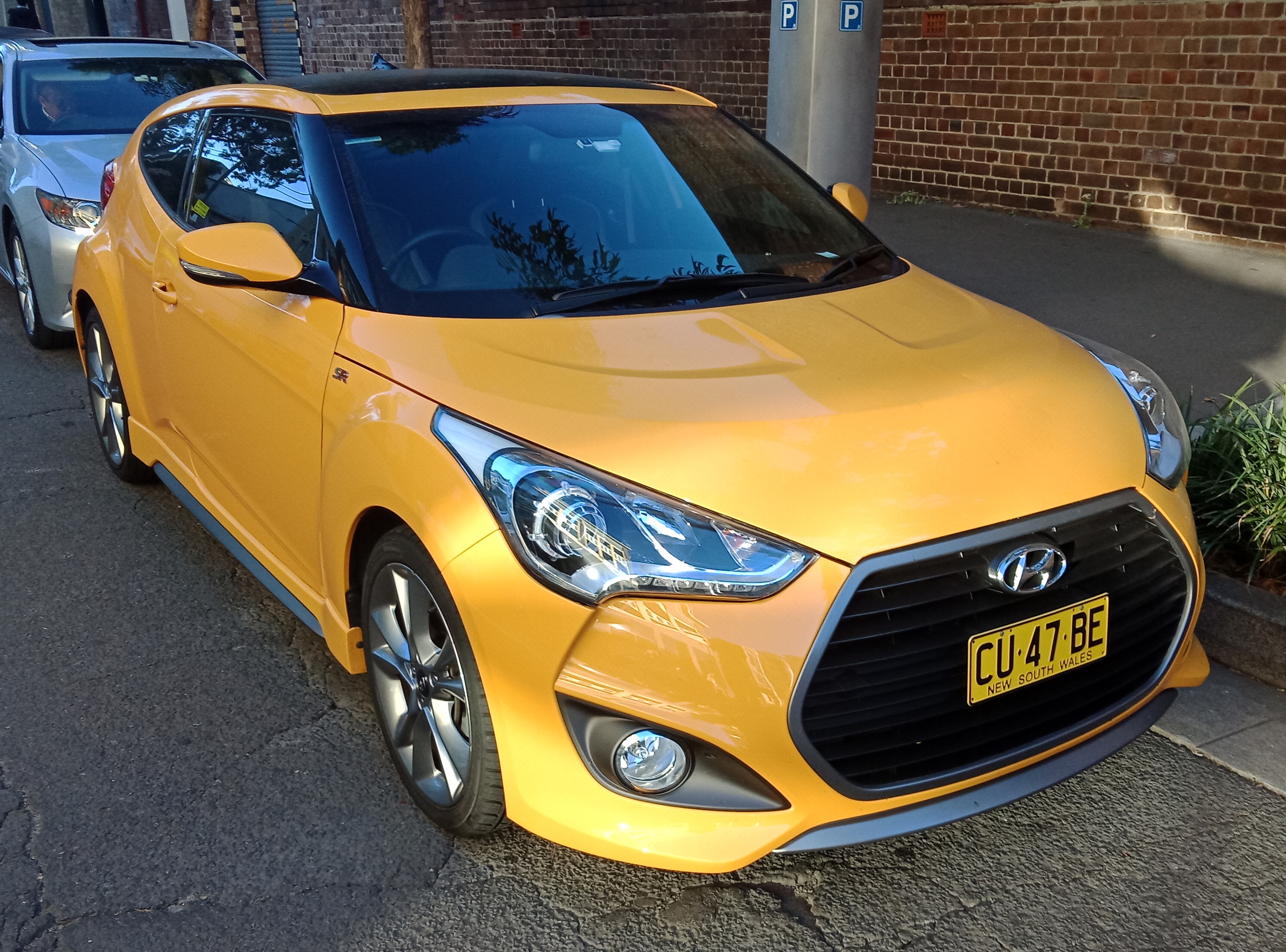 Picture of Linda's 2017 Hyundai Veloster